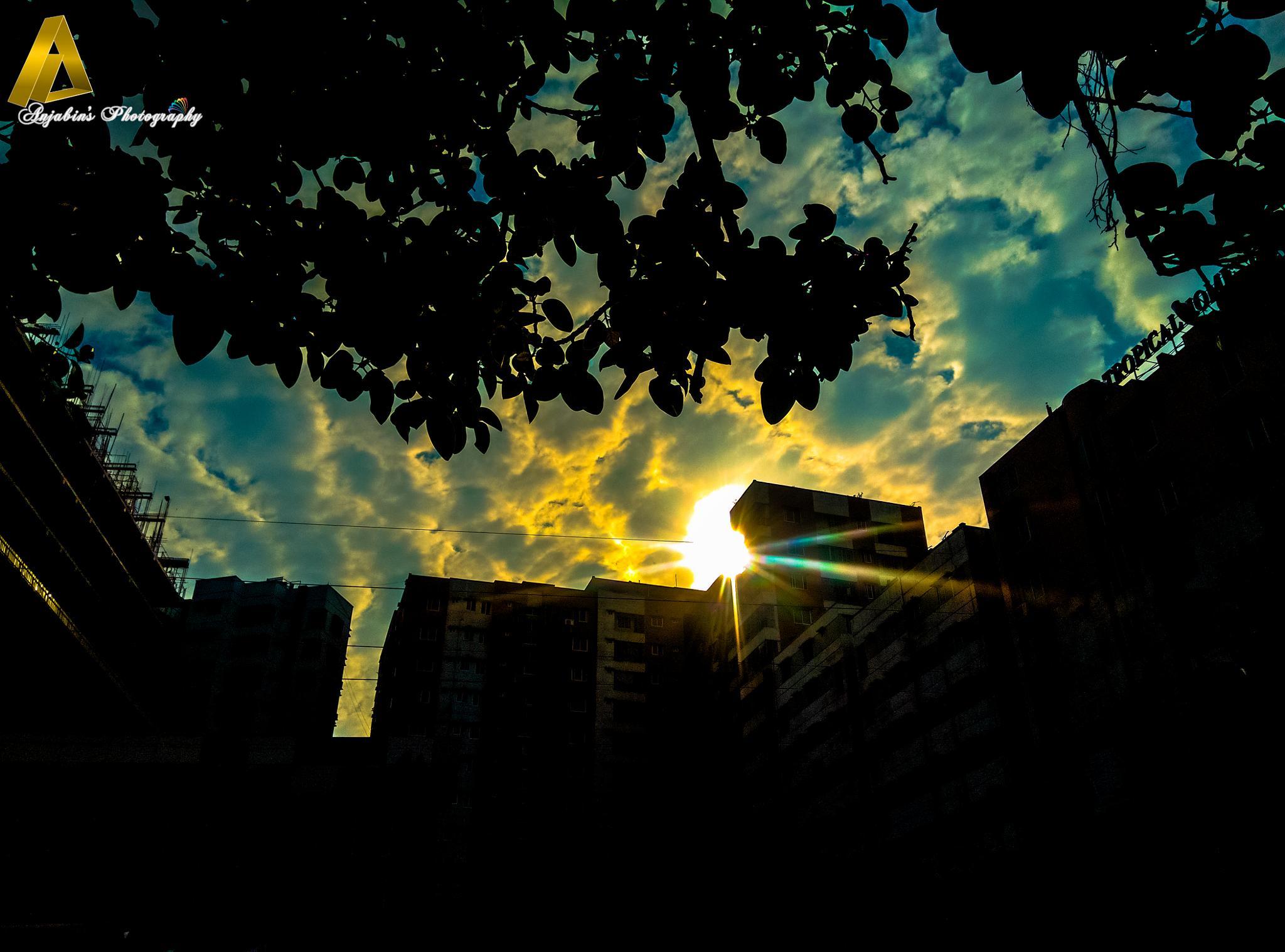City Light by Sikder Anjabin Rahman