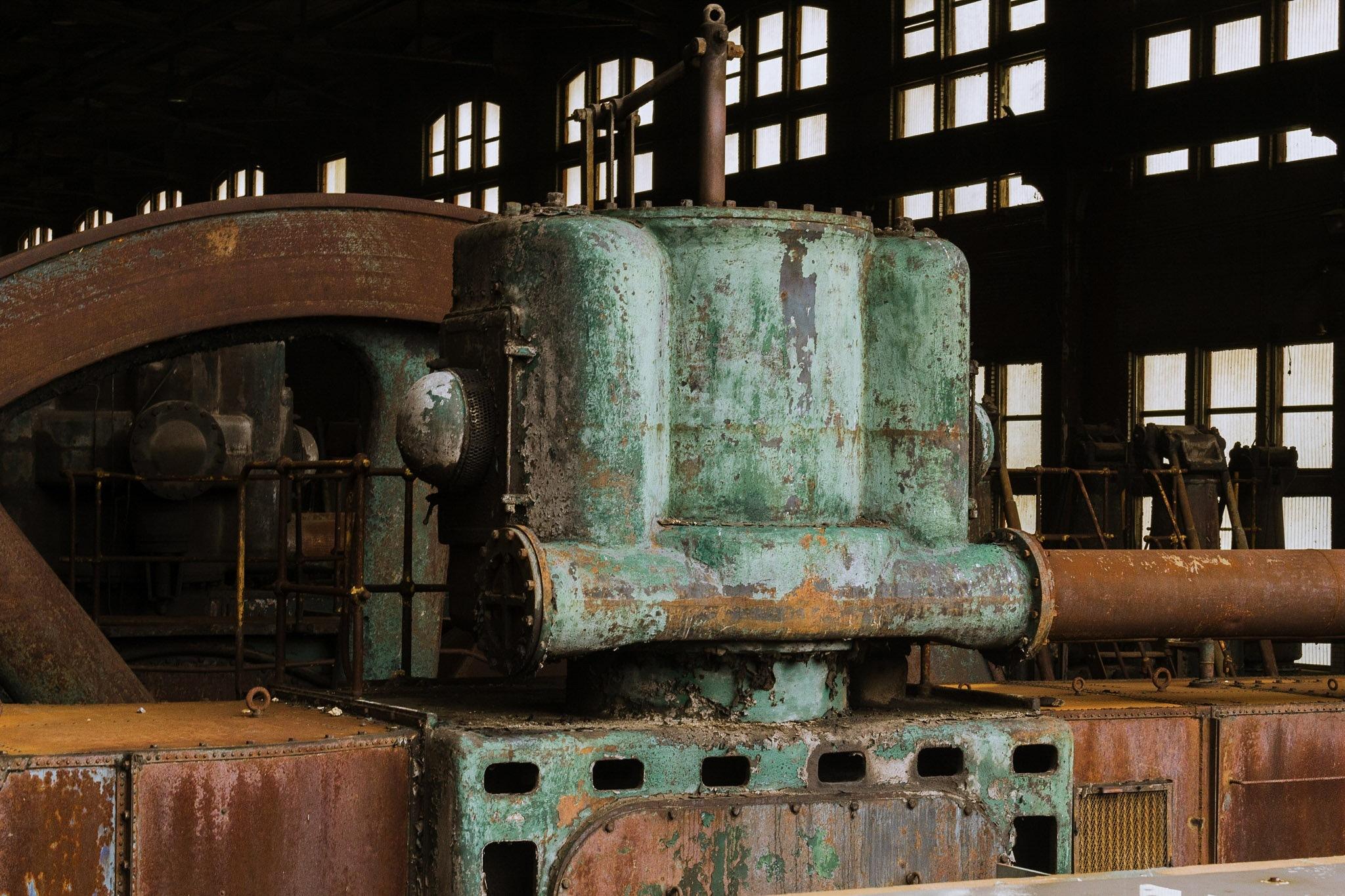 rusted  by Heydi