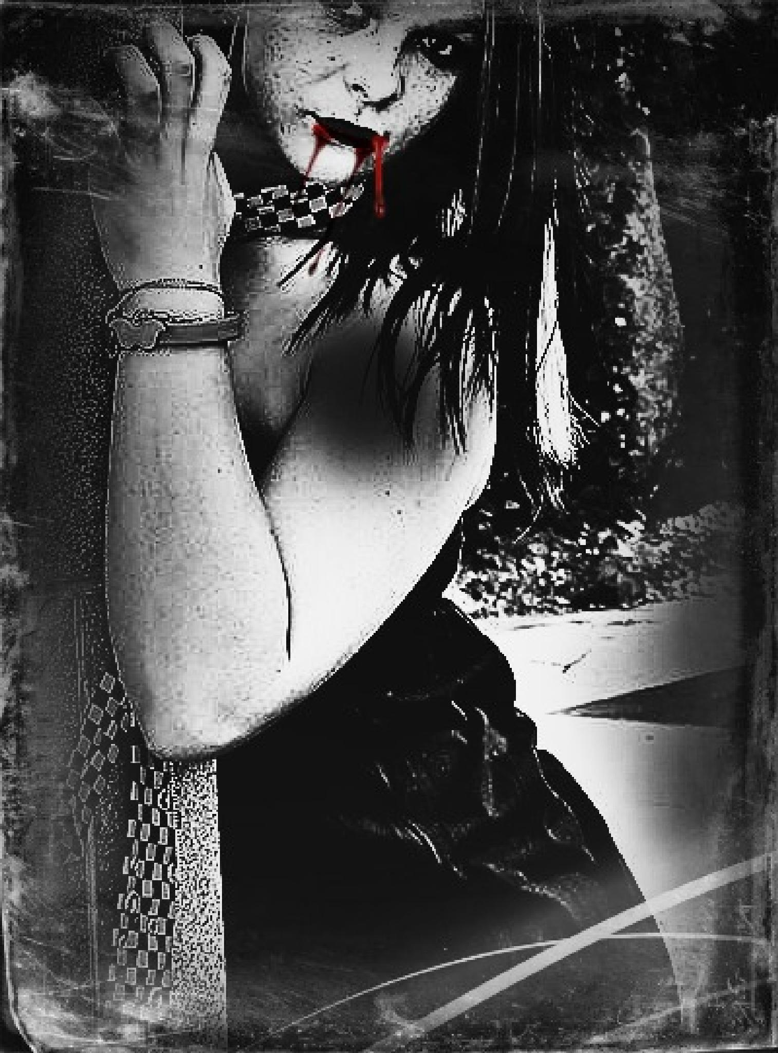 Scary by Irene Billiot Sudduth