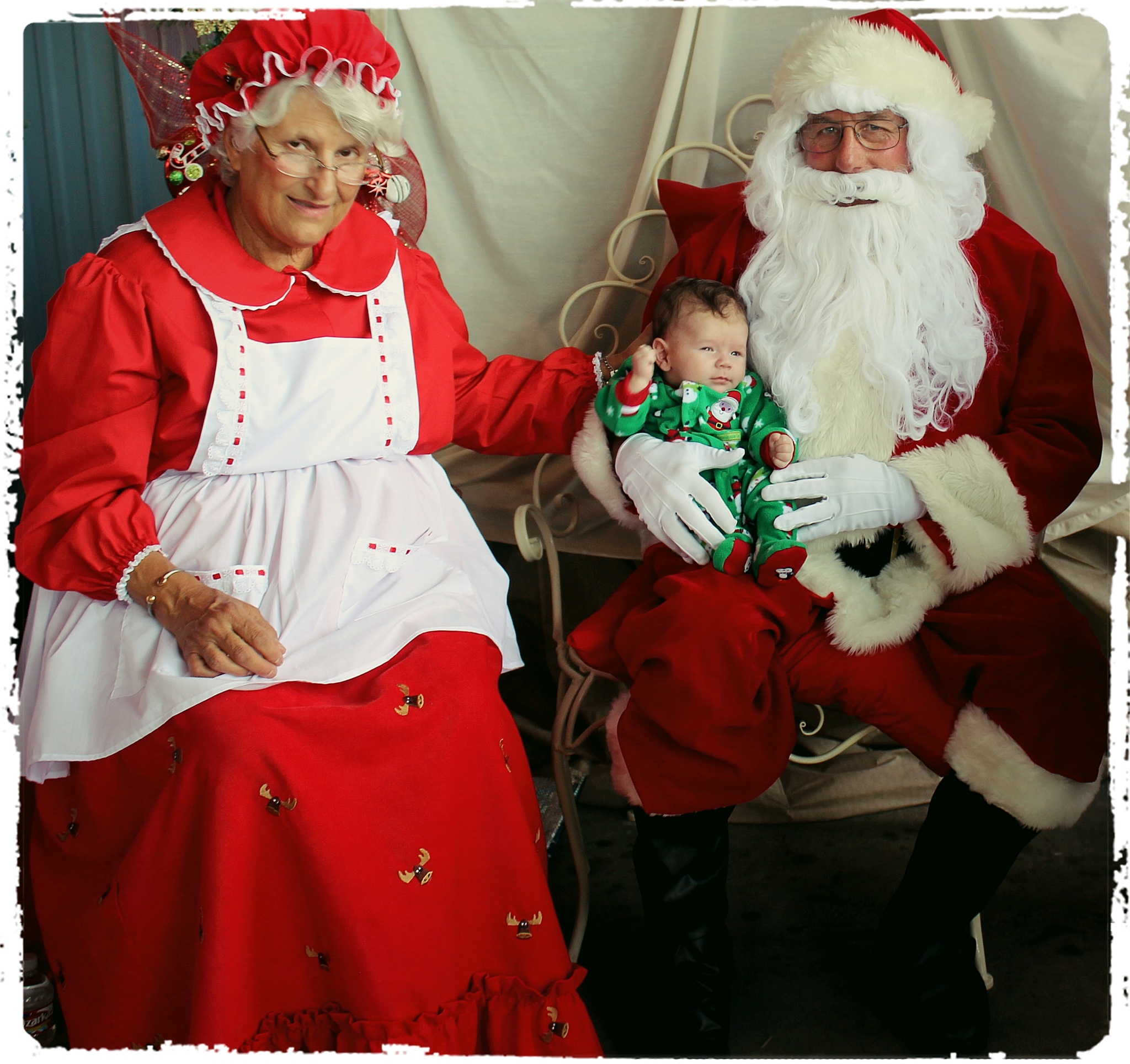 First Christmas by Irene Billiot Sudduth