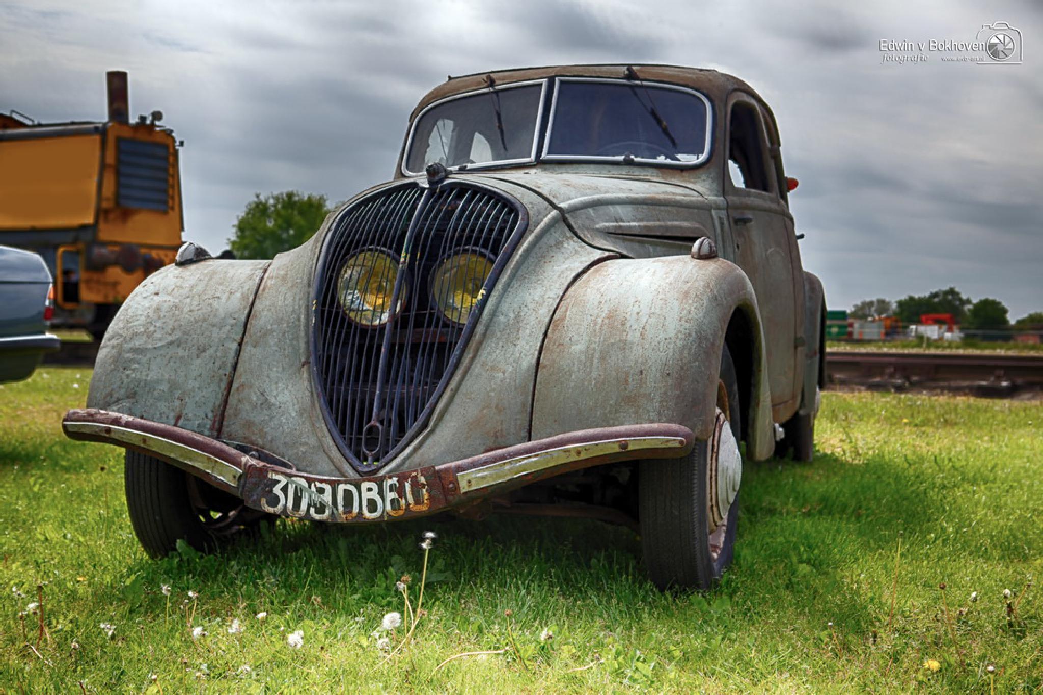Peugeot 402 by edwin.vanbokhoven