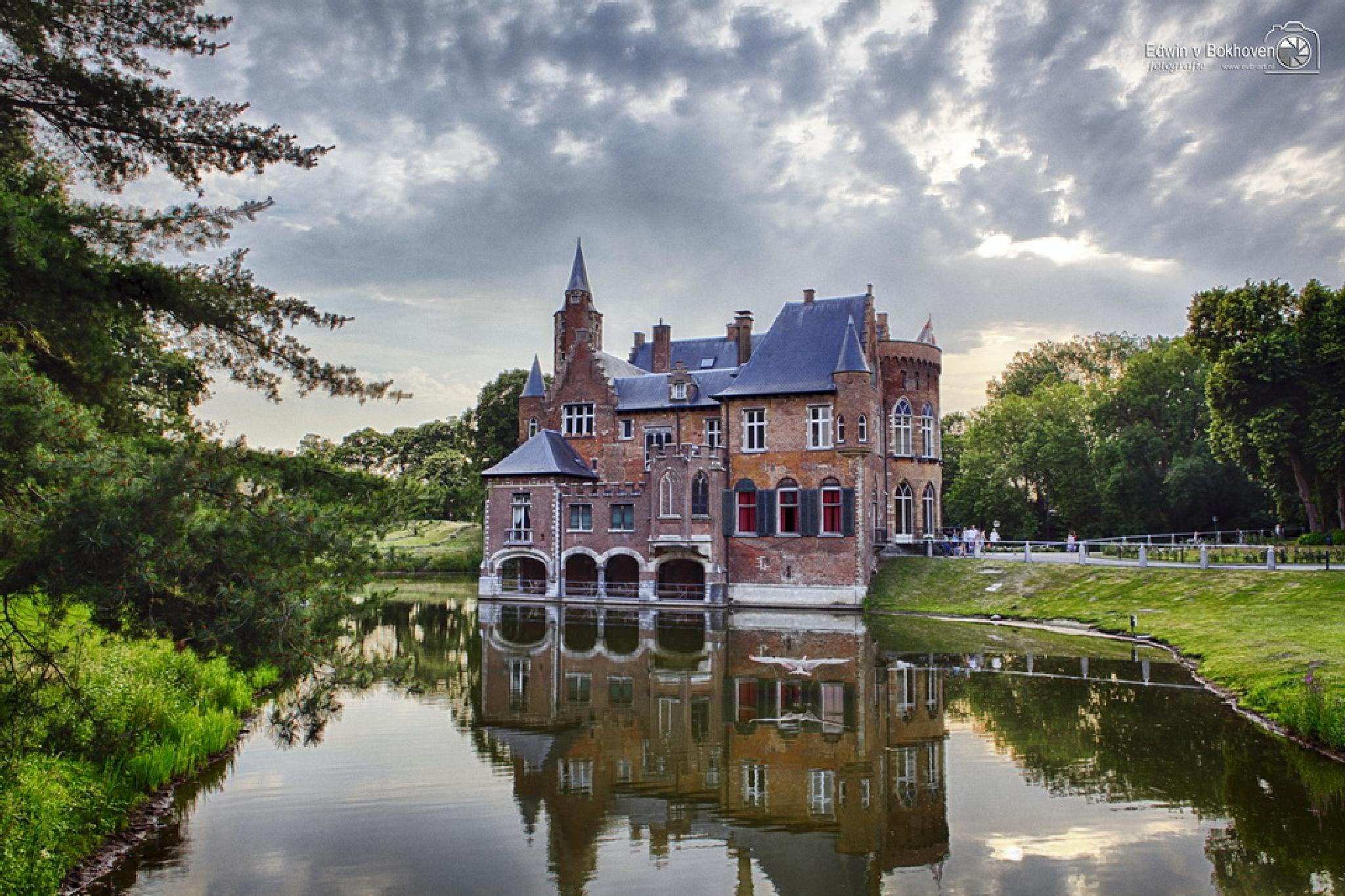 Kasteel Wissekerke by edwin.vanbokhoven