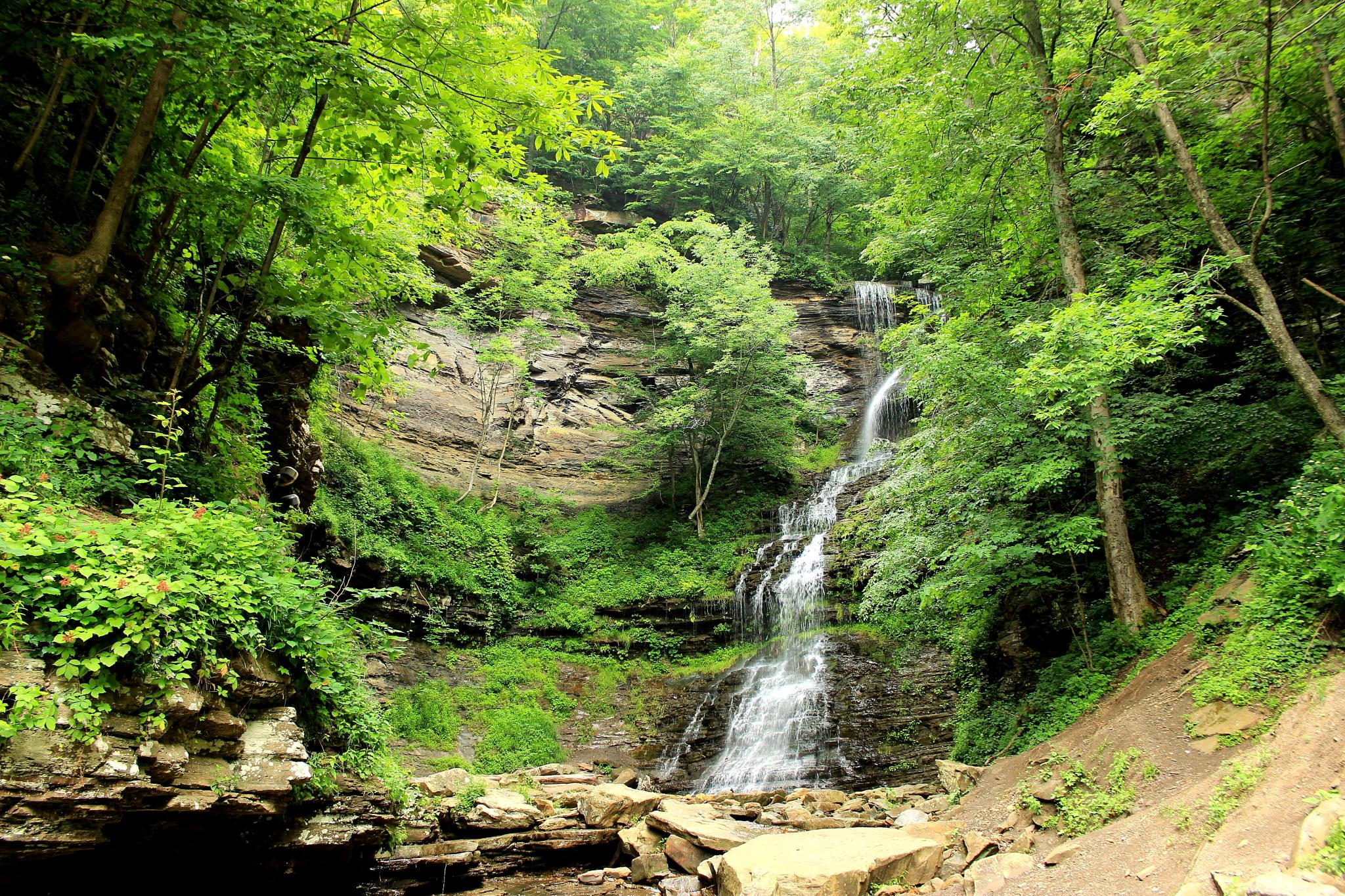 falls by terry.herndon.1