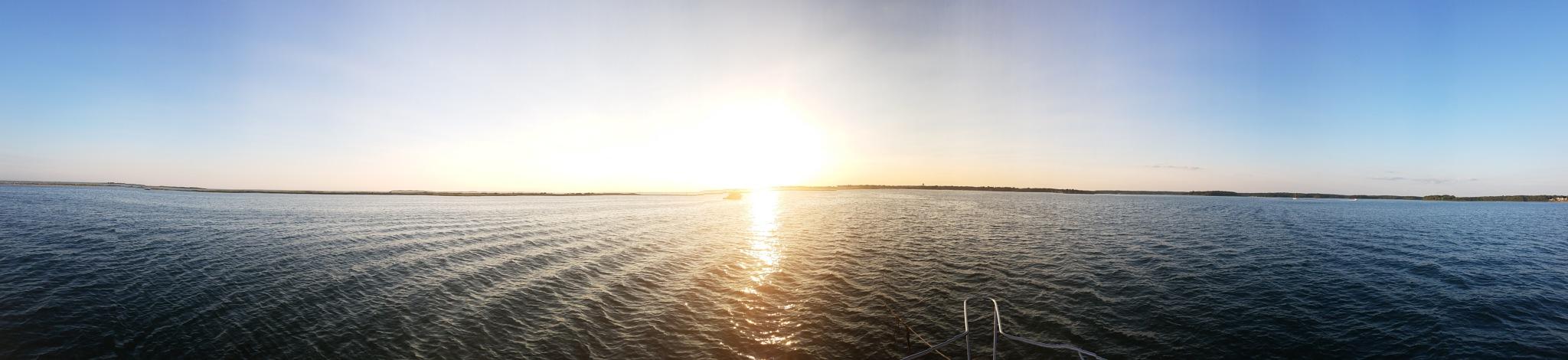 Wide Ocean  by Rhonda