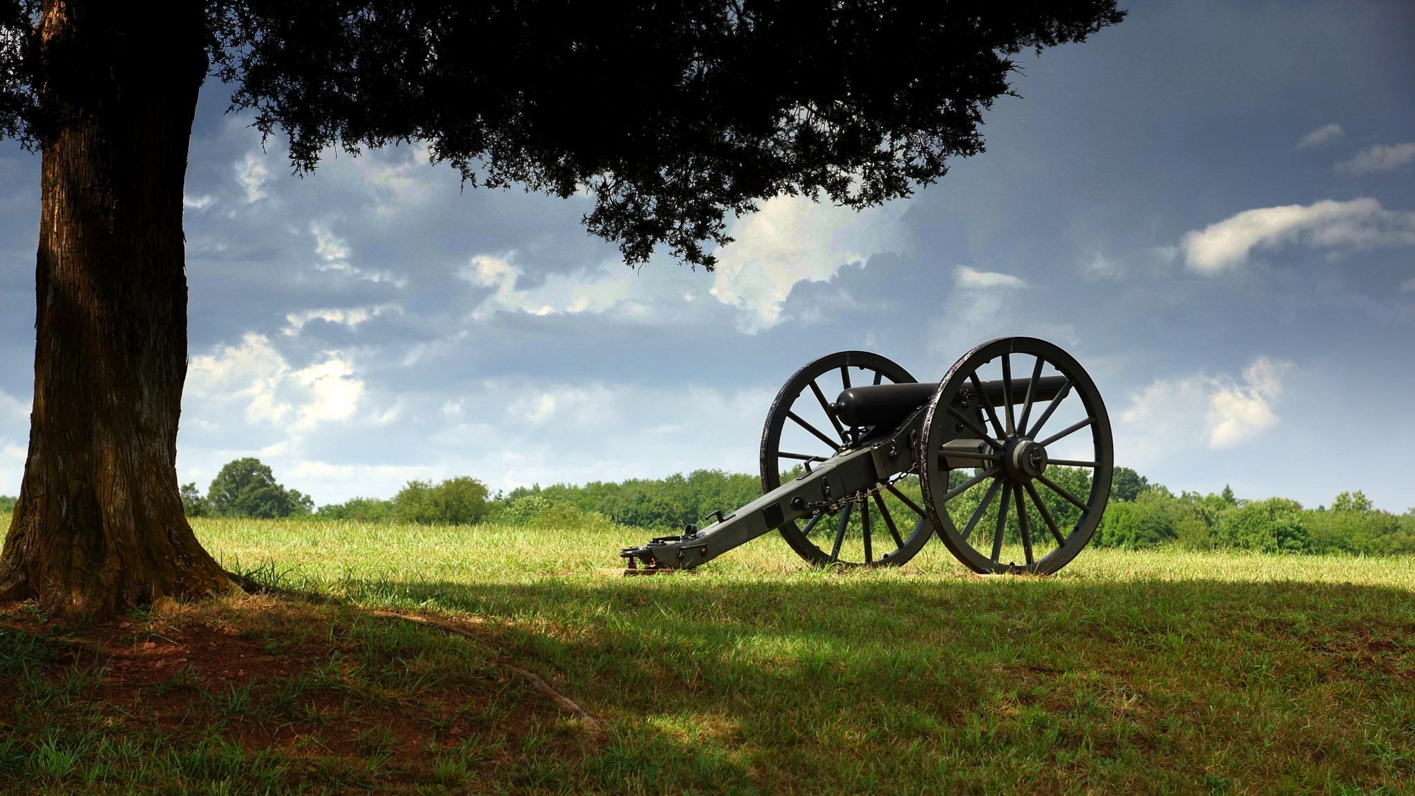 Appomattox Cannon by Gibbsgirl11