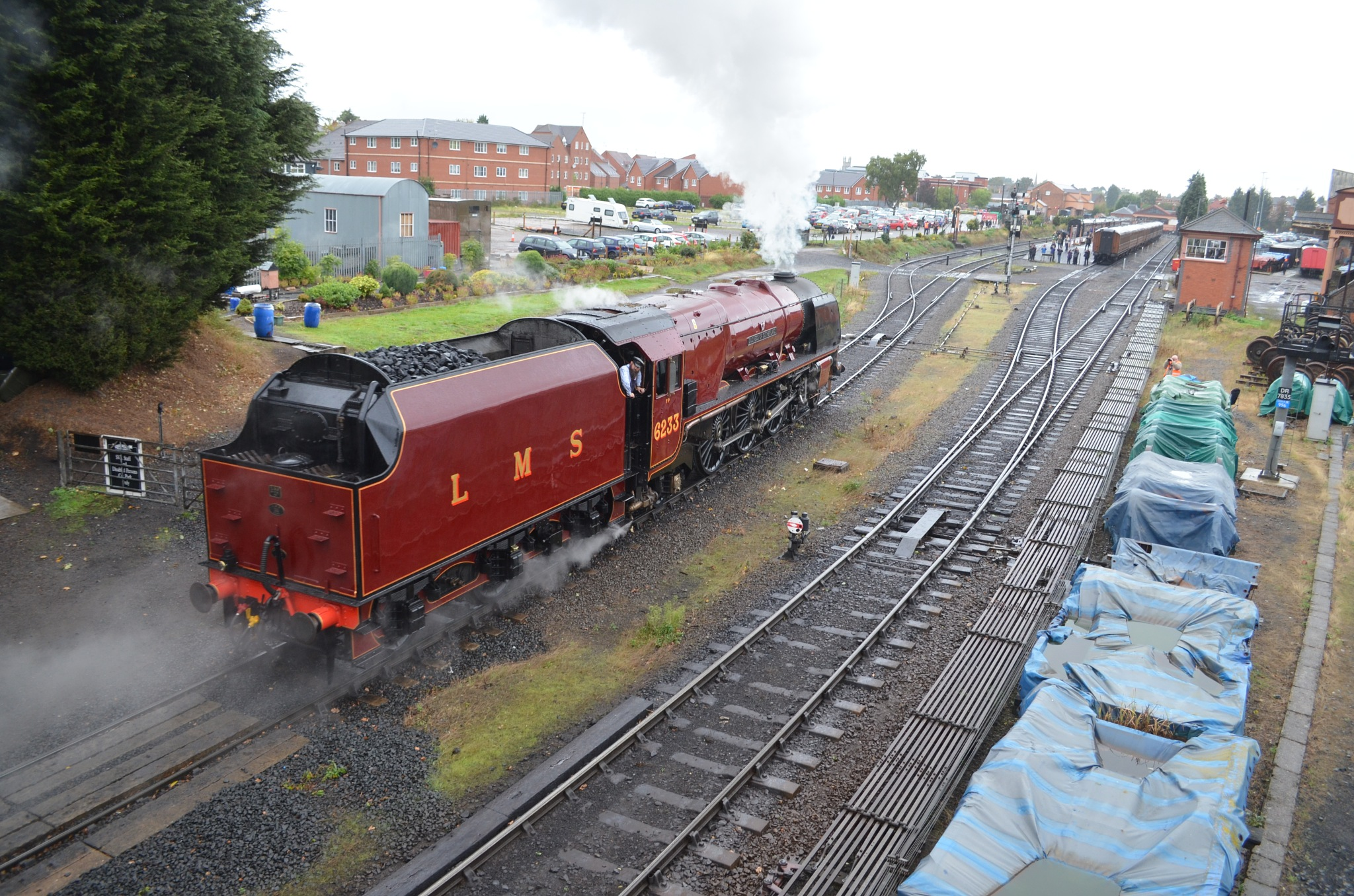The Duchess coming from Bewdley by adrian.williams.58323