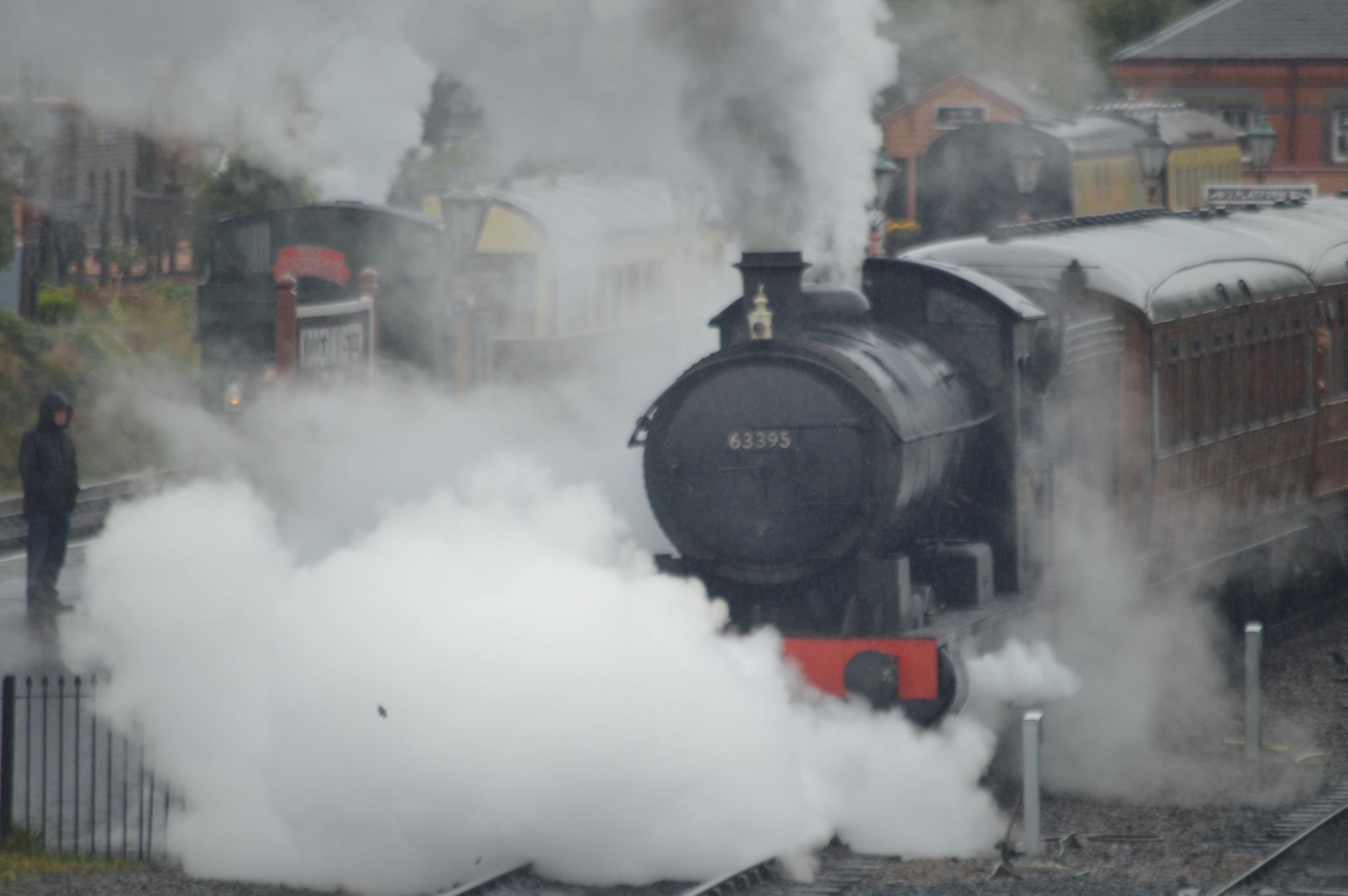63395 out of the steam by adrian.williams.58323