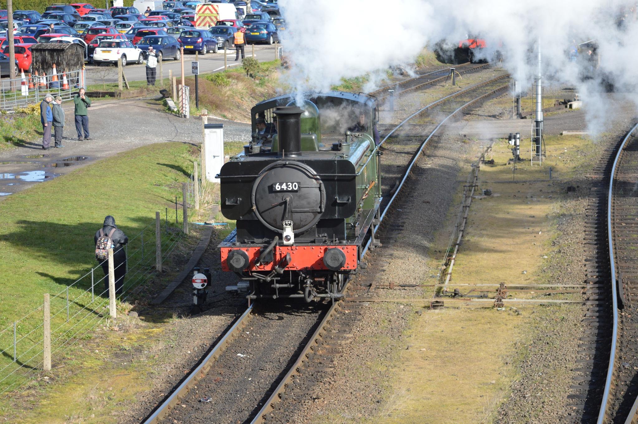 run around train by adrian.williams.58323