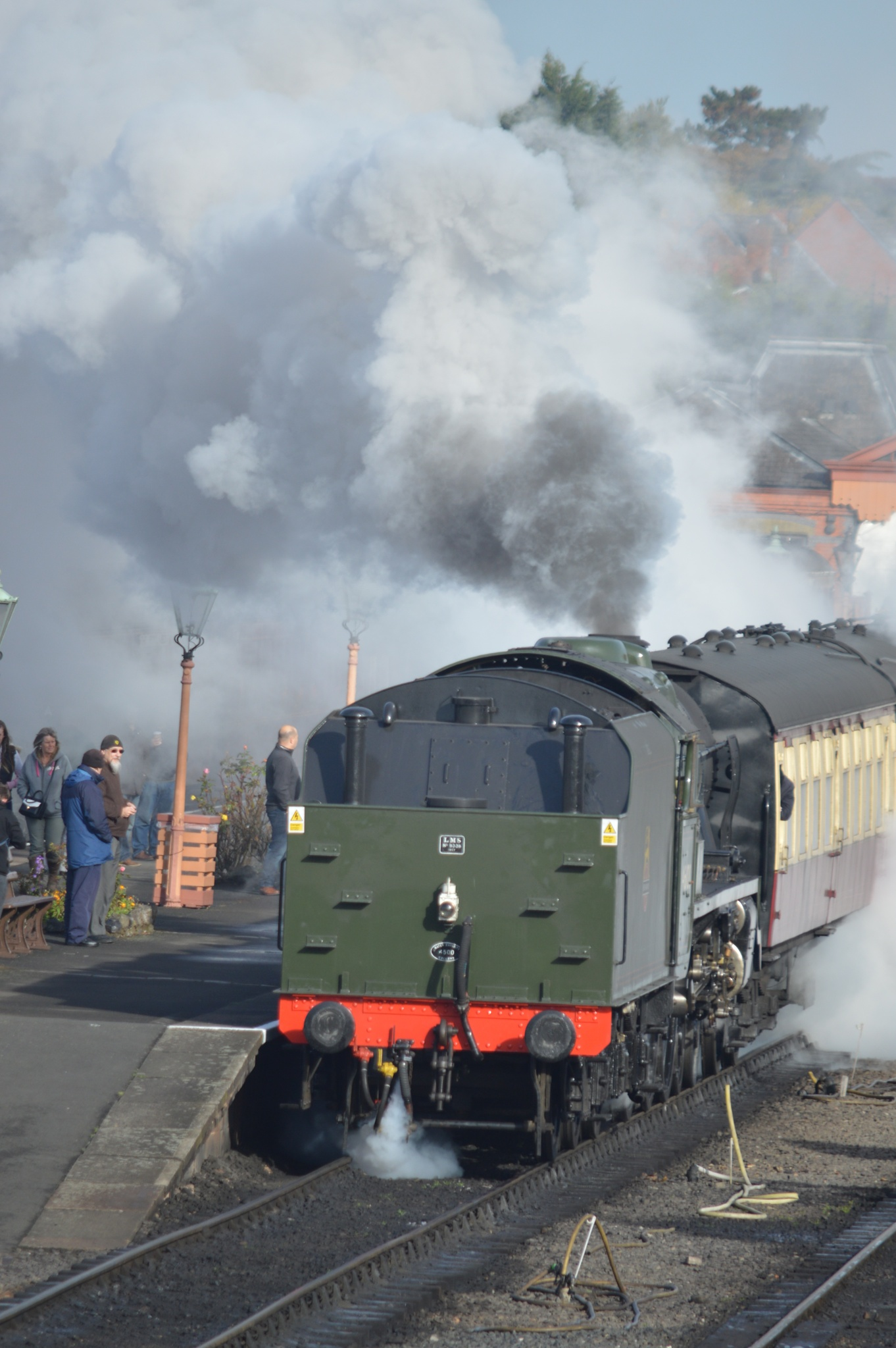 ROYAL SCOT AT KDDERMINSTER by adrian.williams.58323