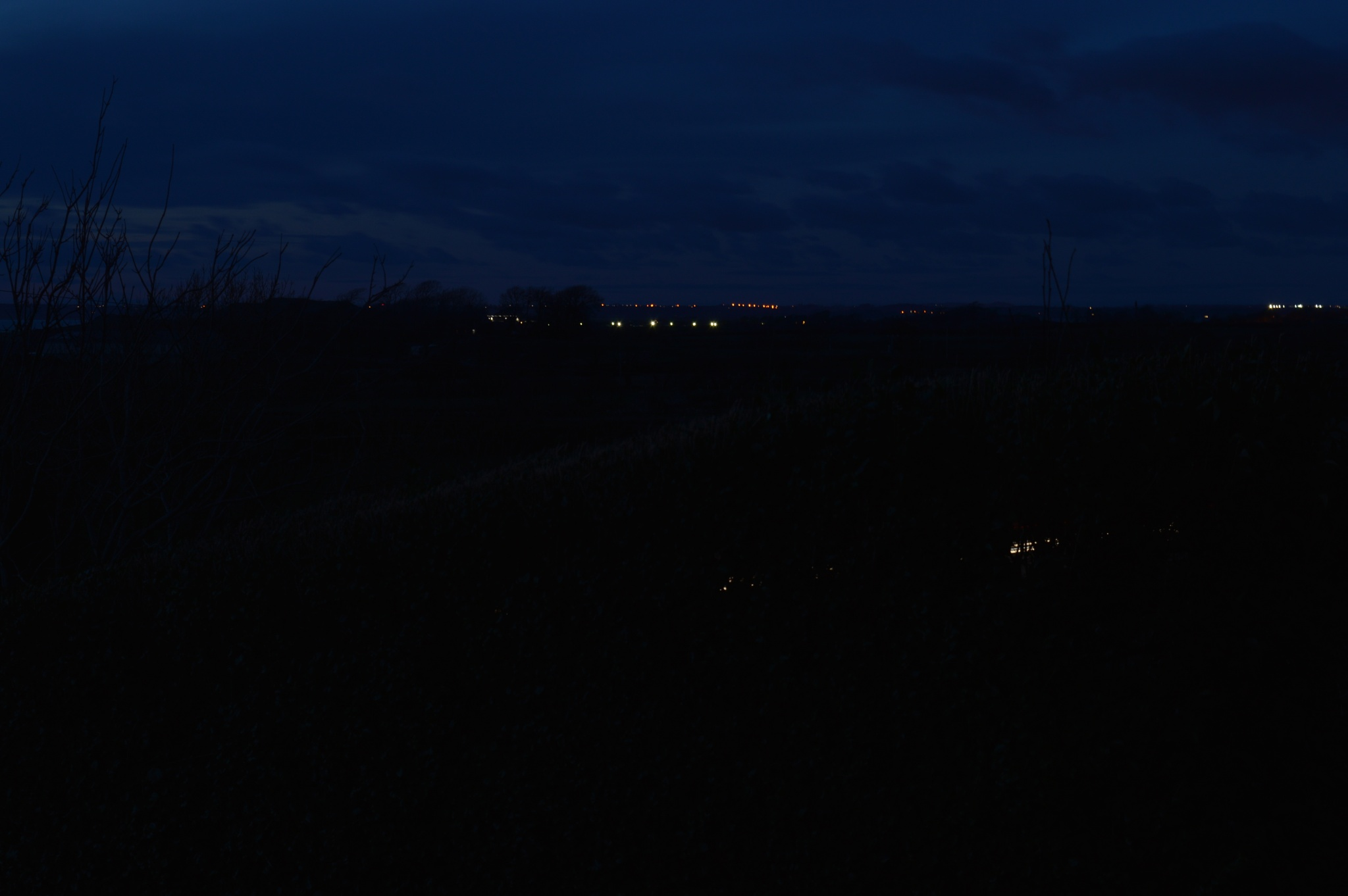 looking towards dinis dinille and beyond at night by adrian.williams.58323