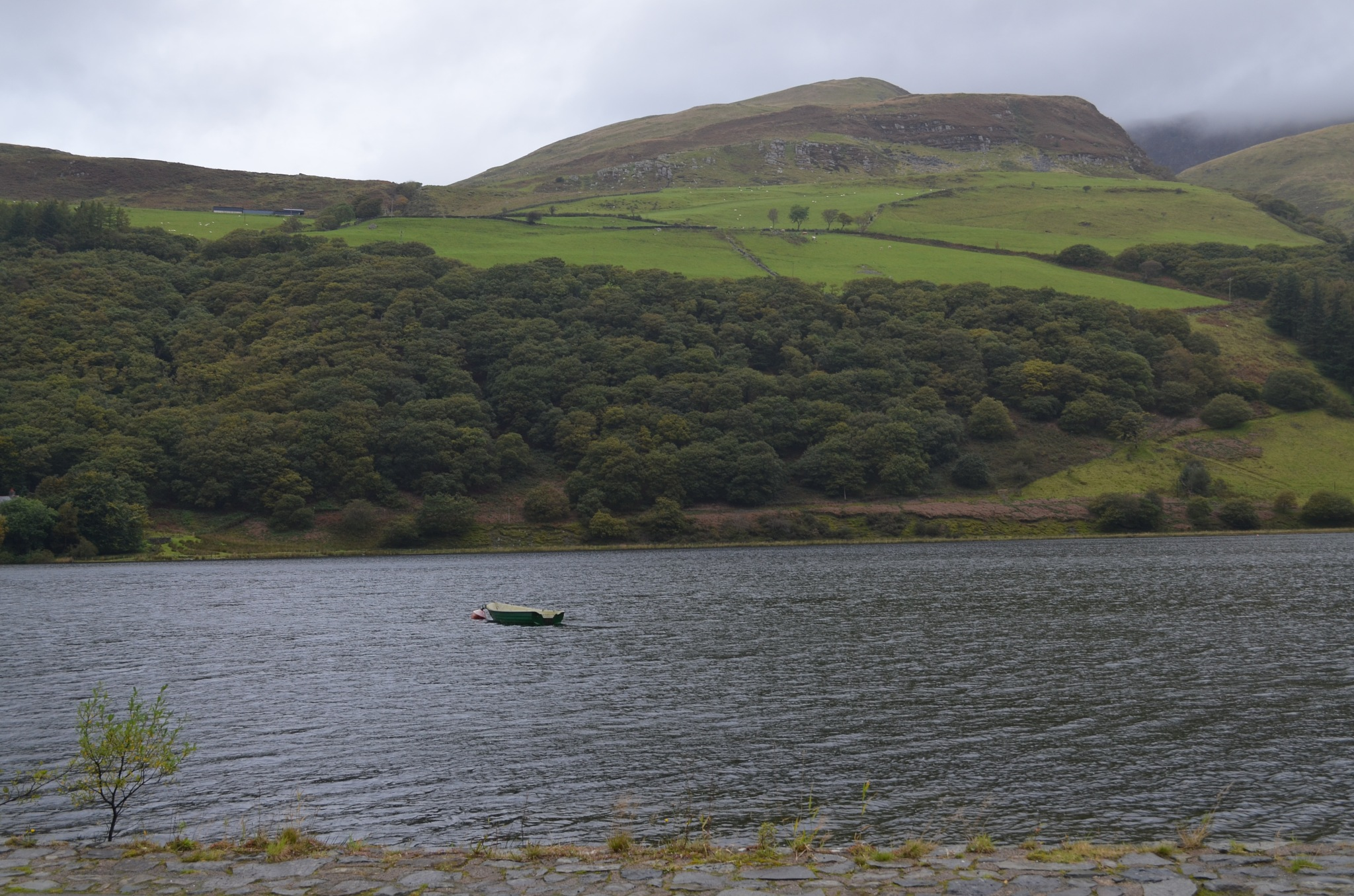 boat on Talyllyn by adrian.williams.58323