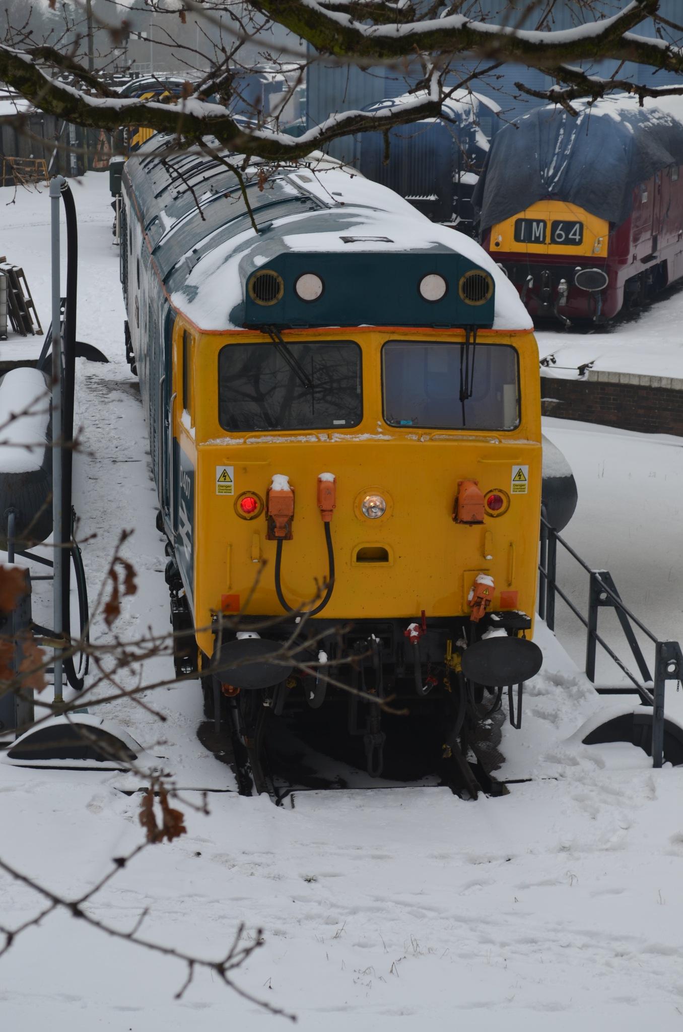 Diesel in snow by adrian.williams.58323