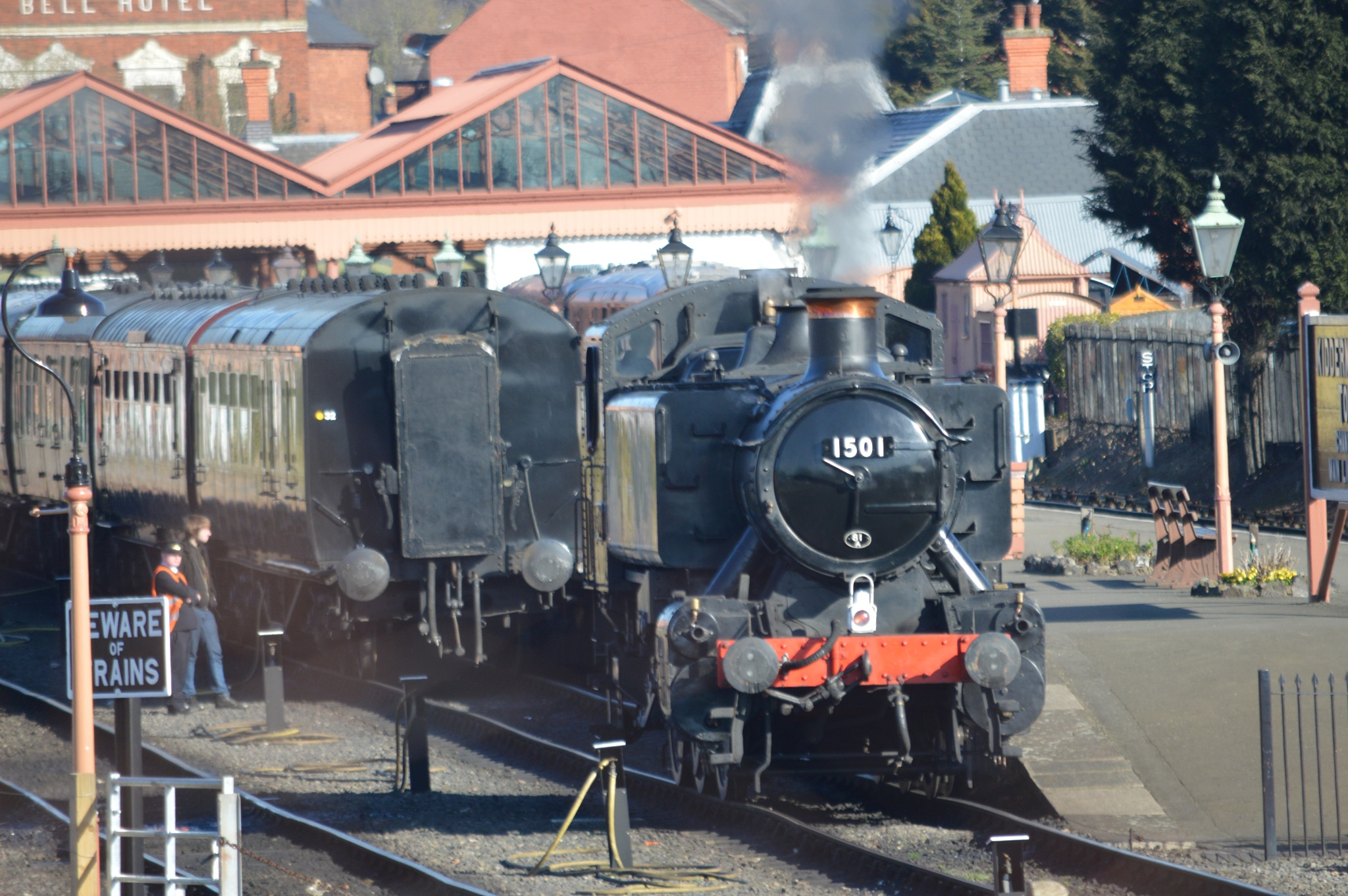 1501 At Kidderminster by adrian.williams.58323