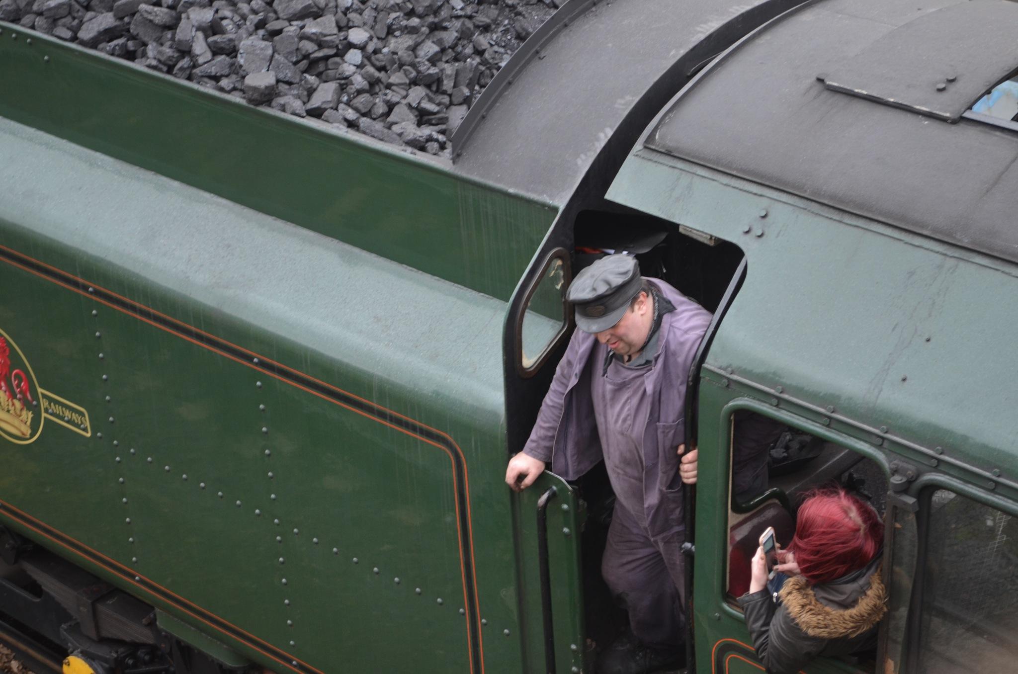 TRAIN CREW by adrian.williams.58323