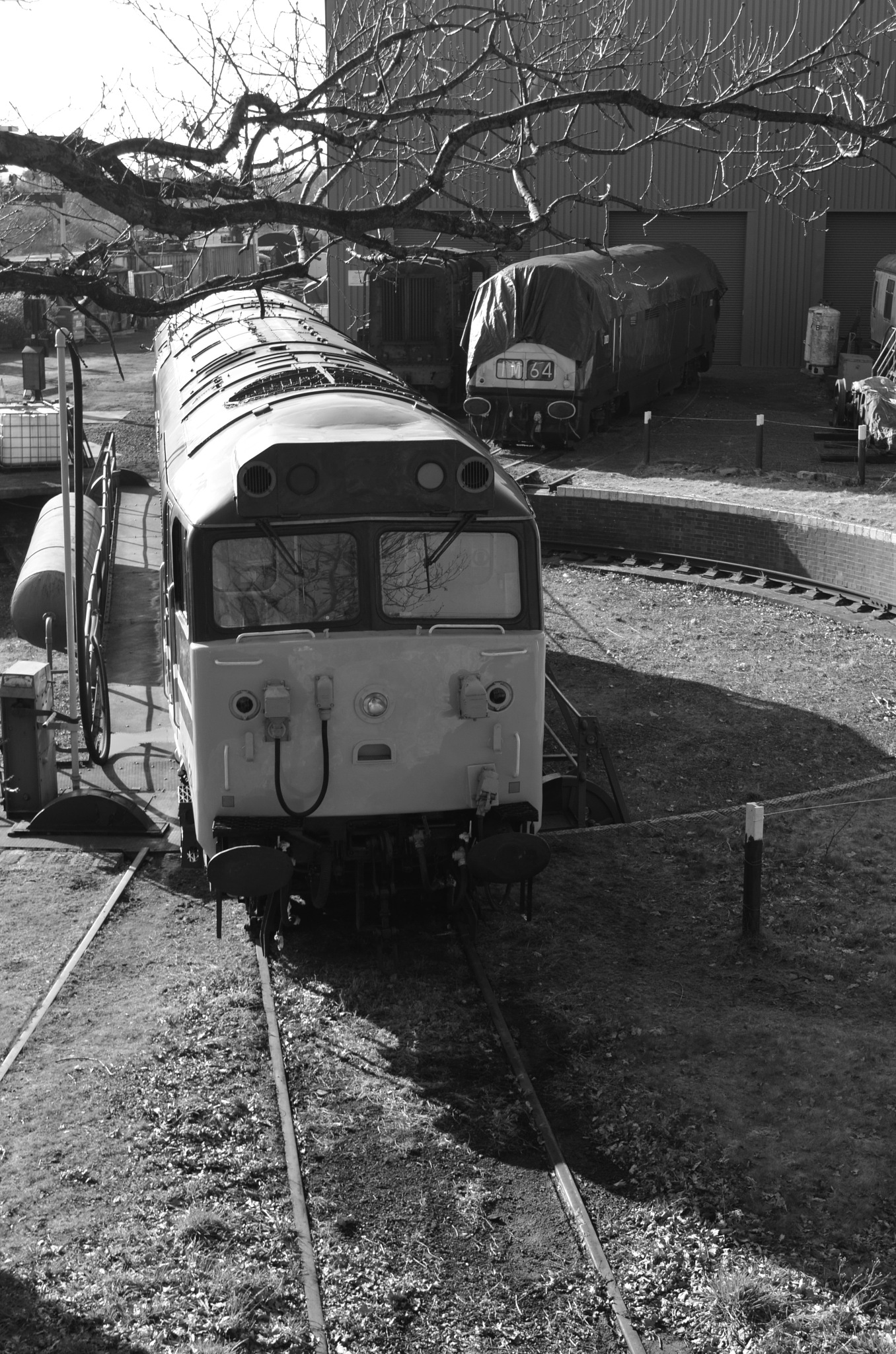 Hood parked ready to go  by adrian.williams.58323