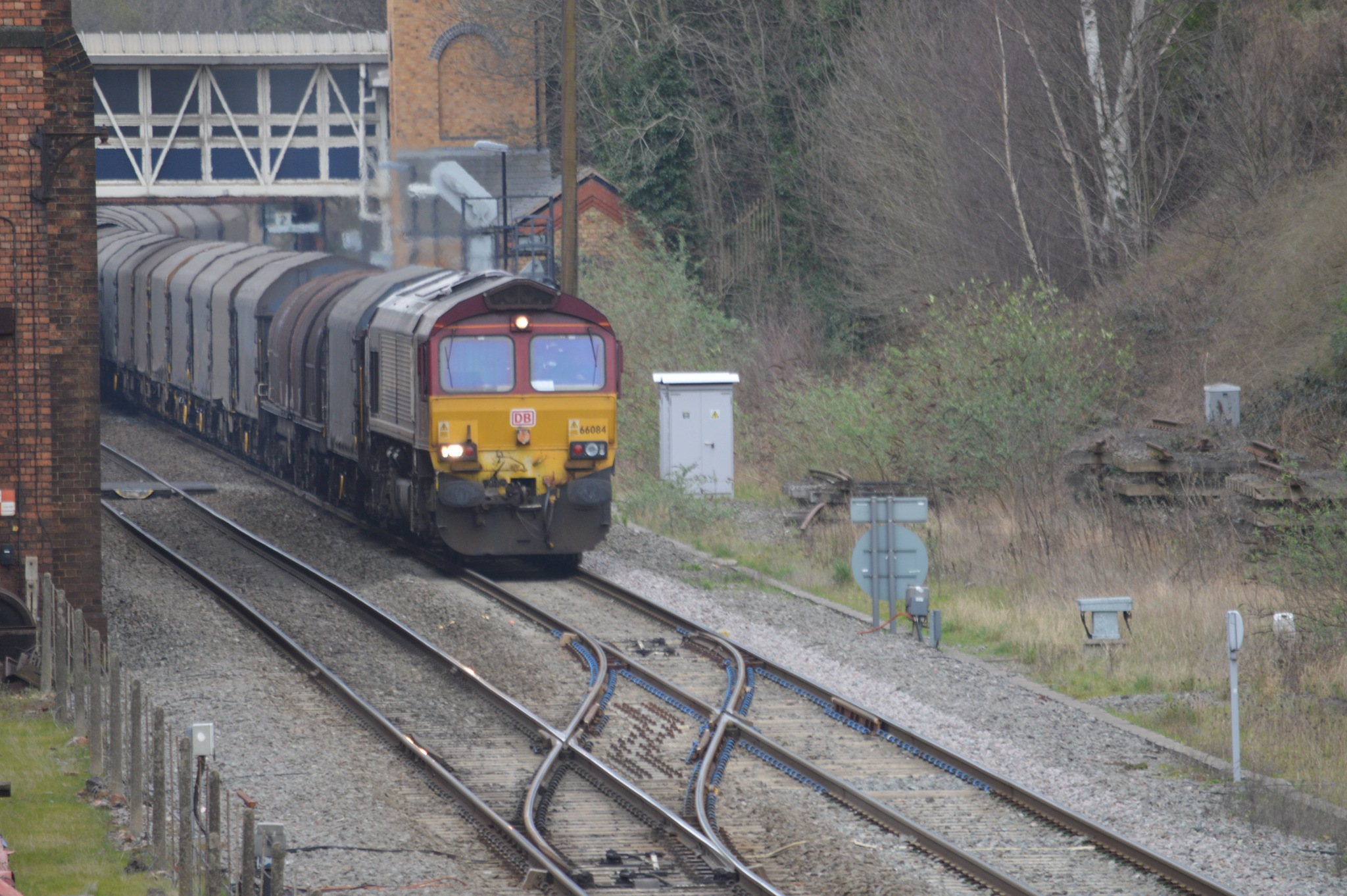 MODERN POWER MAINLINE KIDDERMINSTER  by adrian.williams.58323