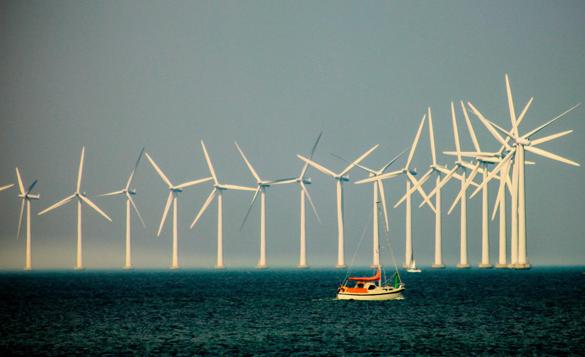 North Sea by Karina Eyre