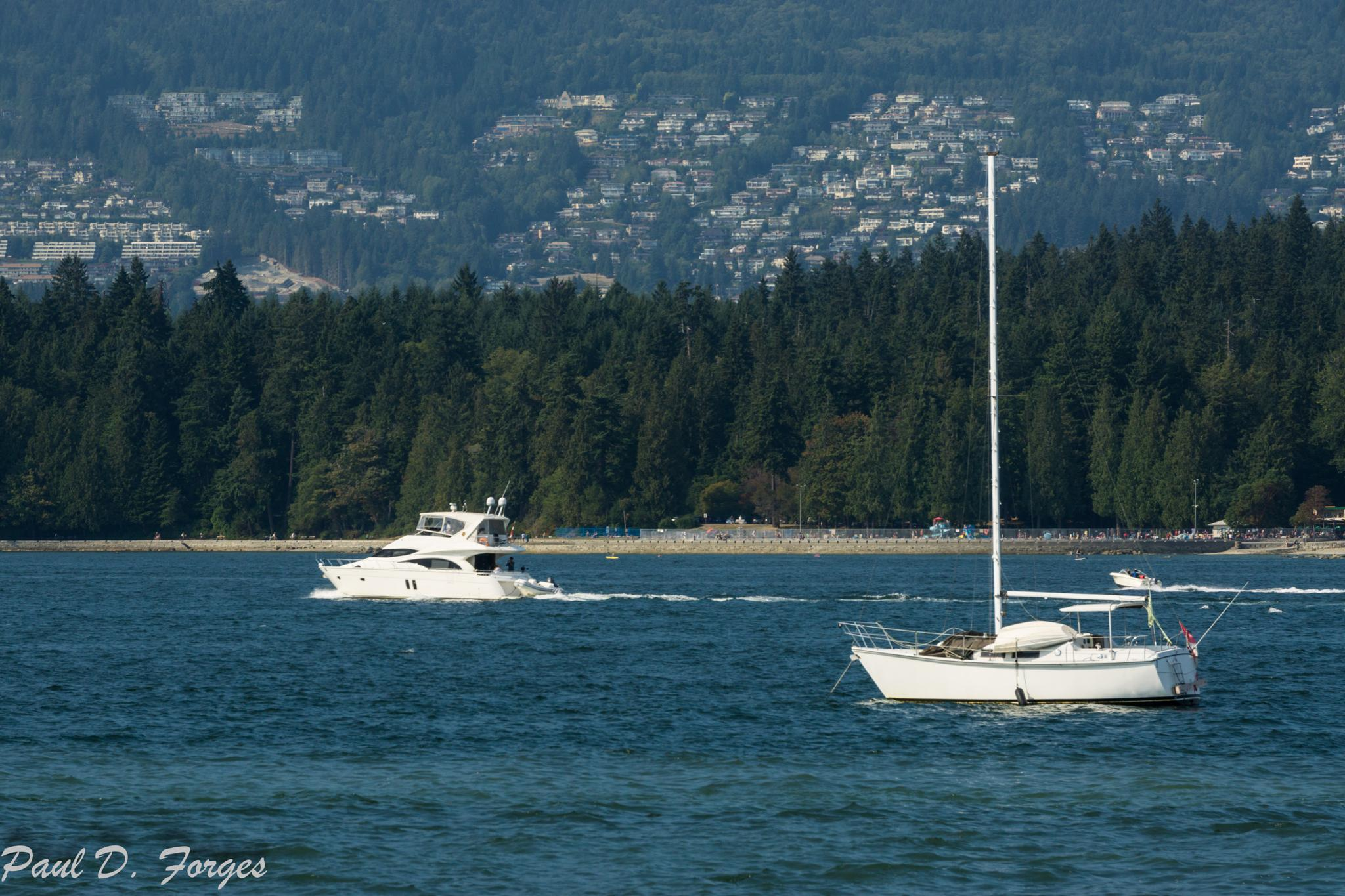 Vancouver 1 by paul.d.forges