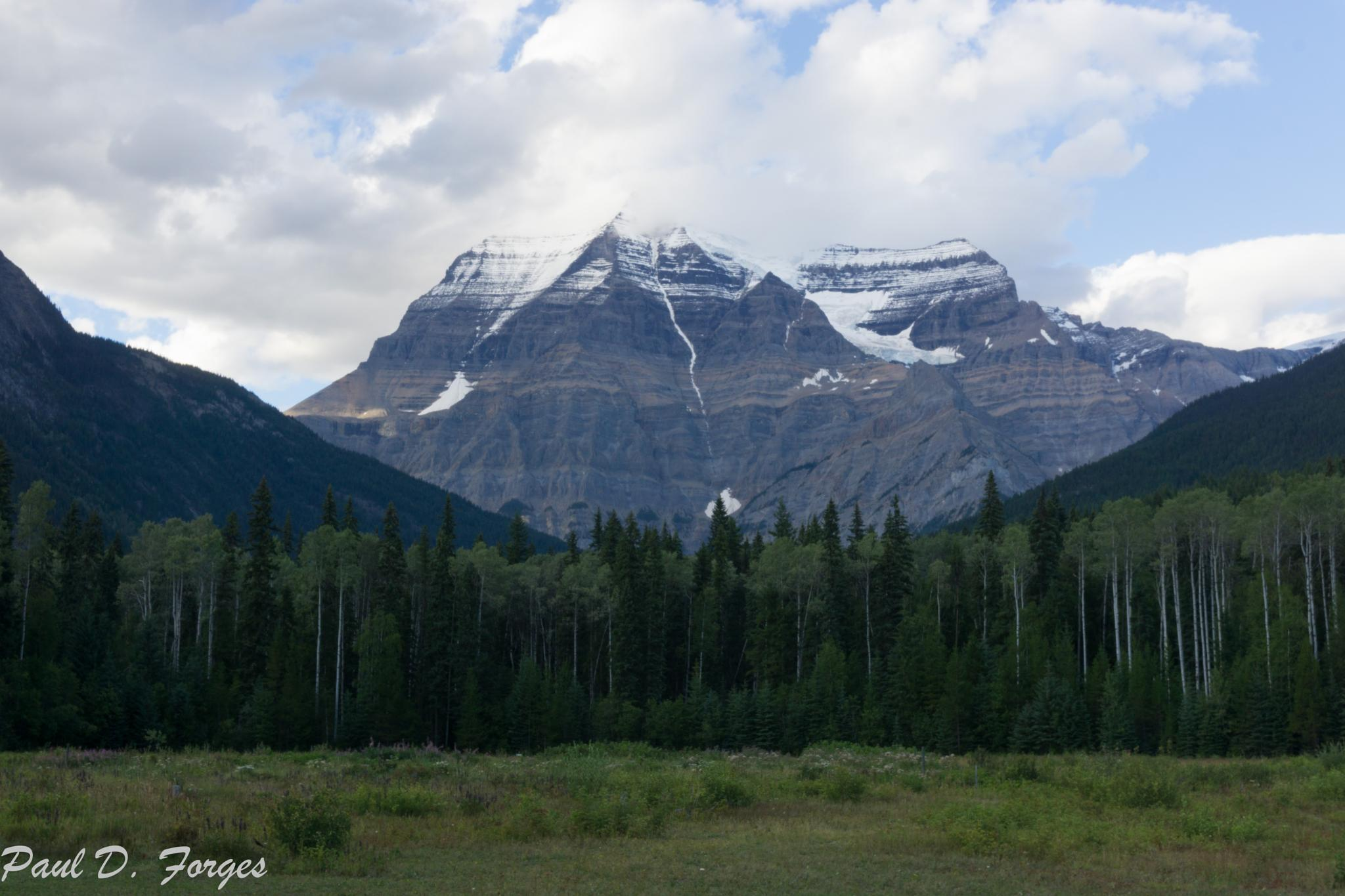 Mt. Robson by paul.d.forges