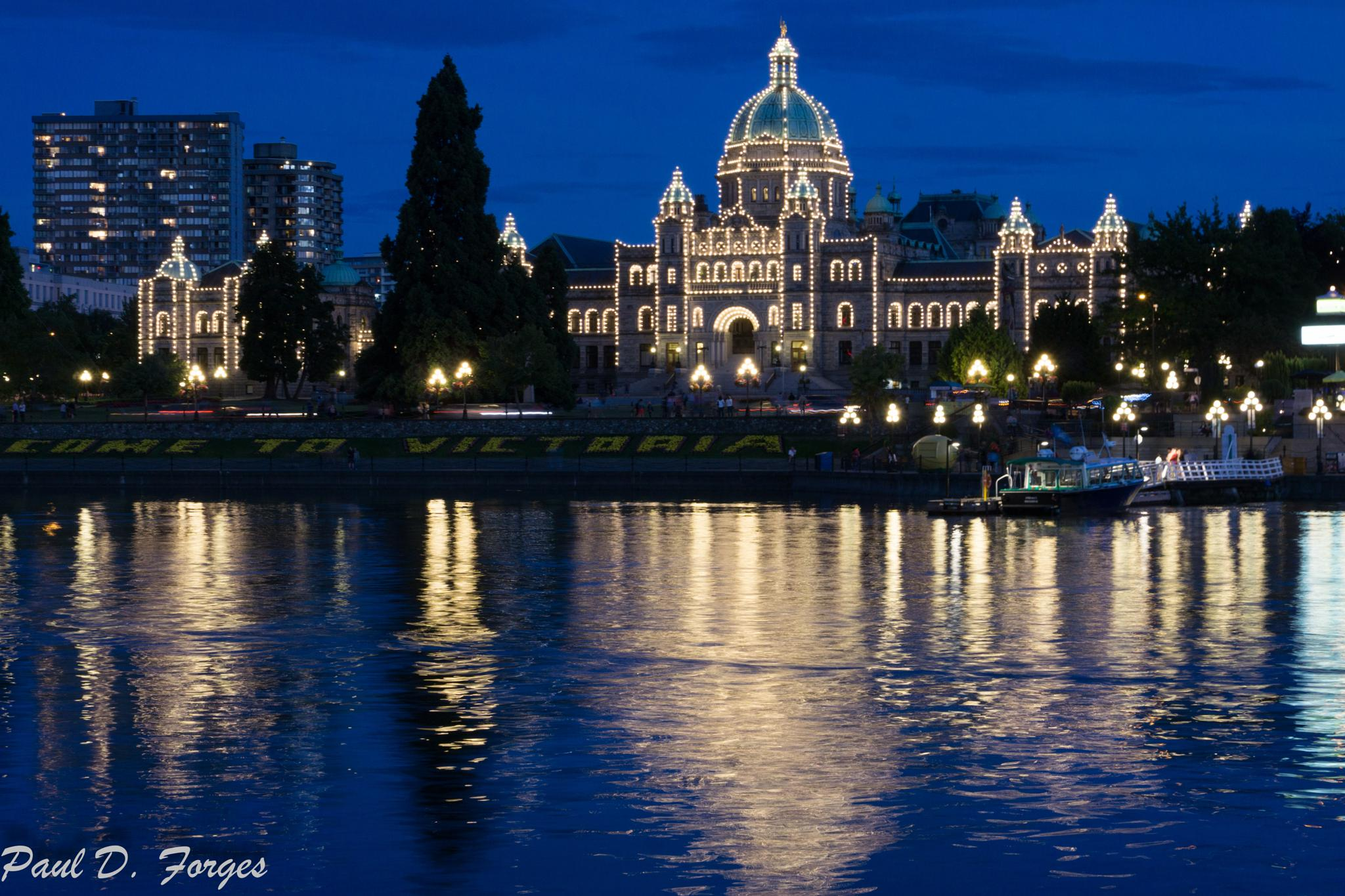 Victoria, BC by paul.d.forges