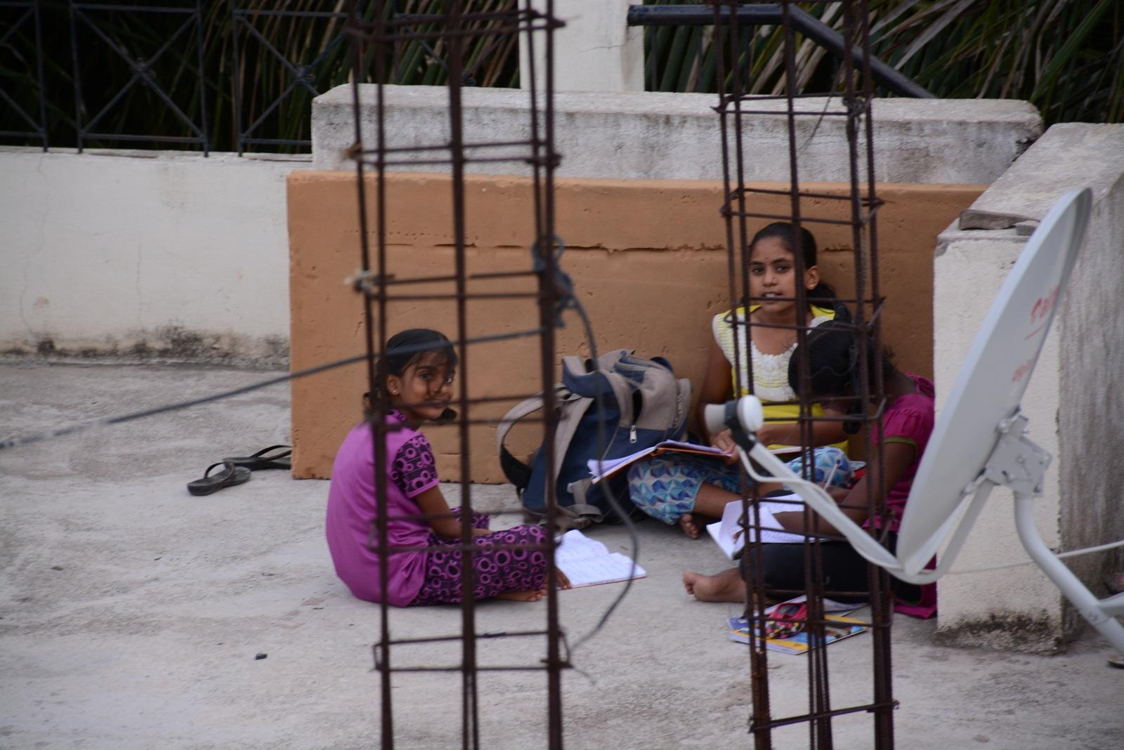 studying by Sharan Donnurkar