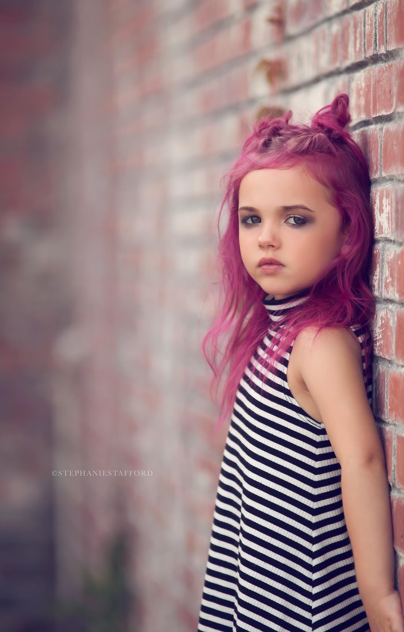 Pink  by Stephanie Stafford