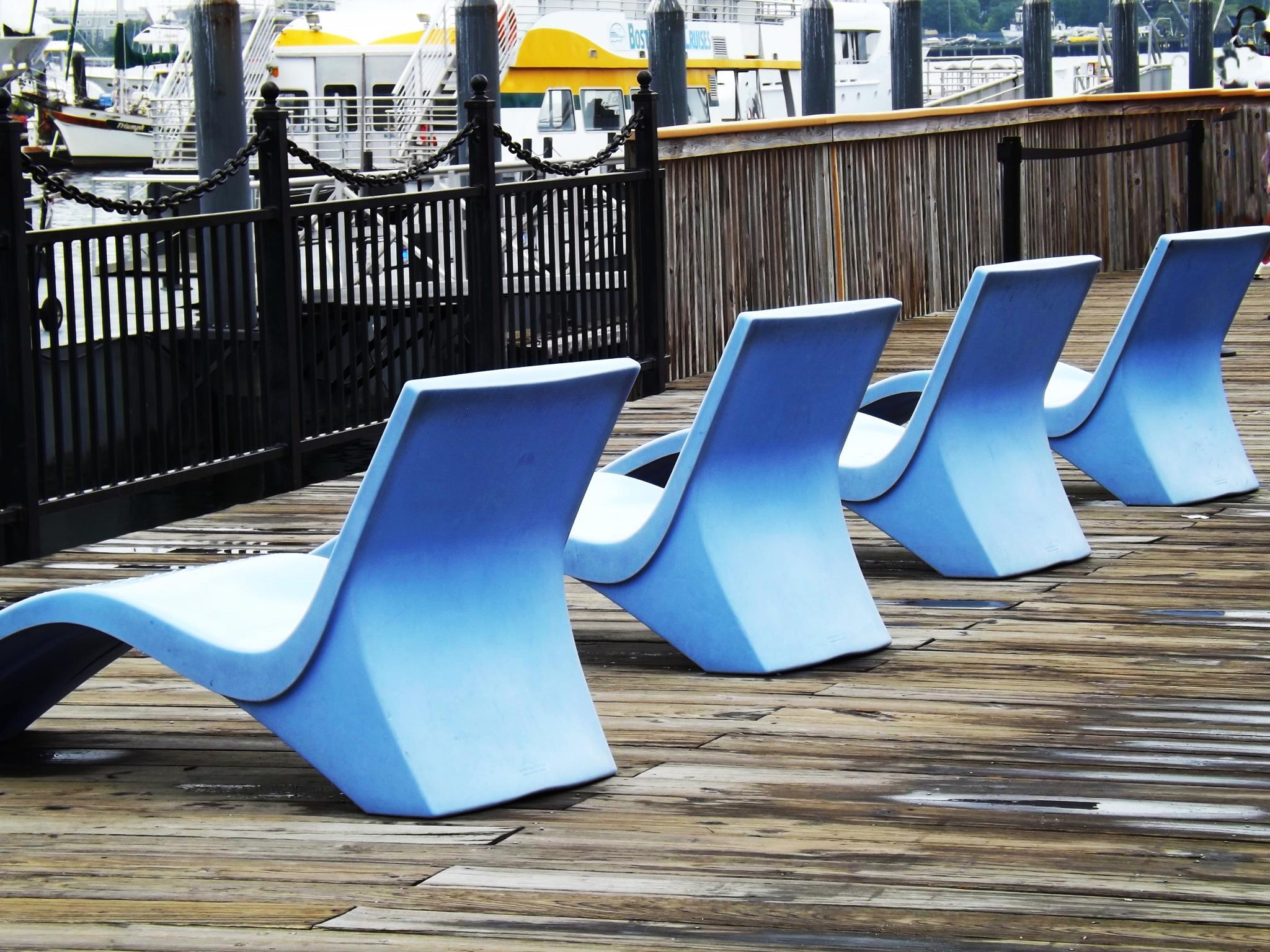 Harbor Chairs by Julianne P.-thaidragon27