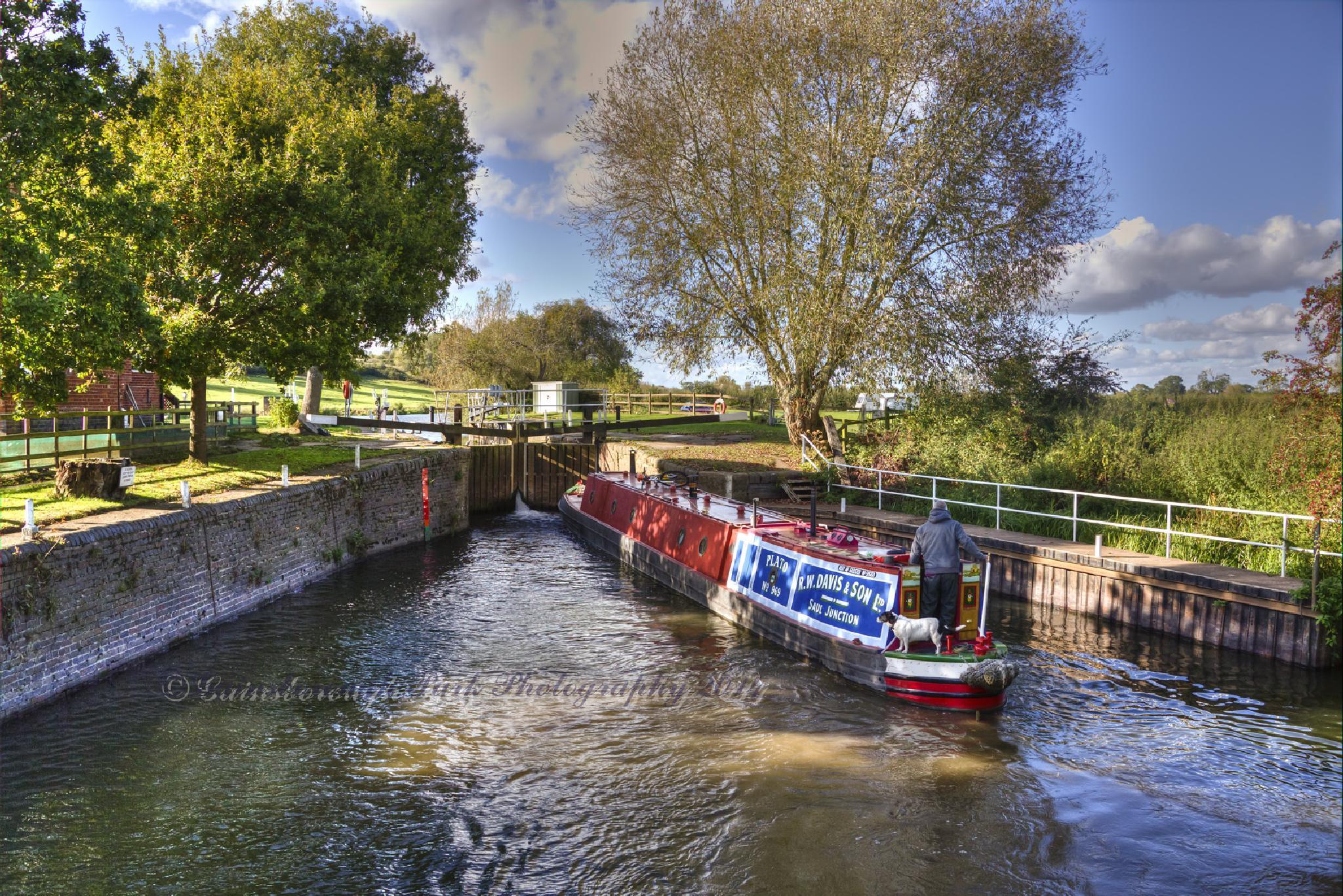 River Avon by Gainsborough Park Photography