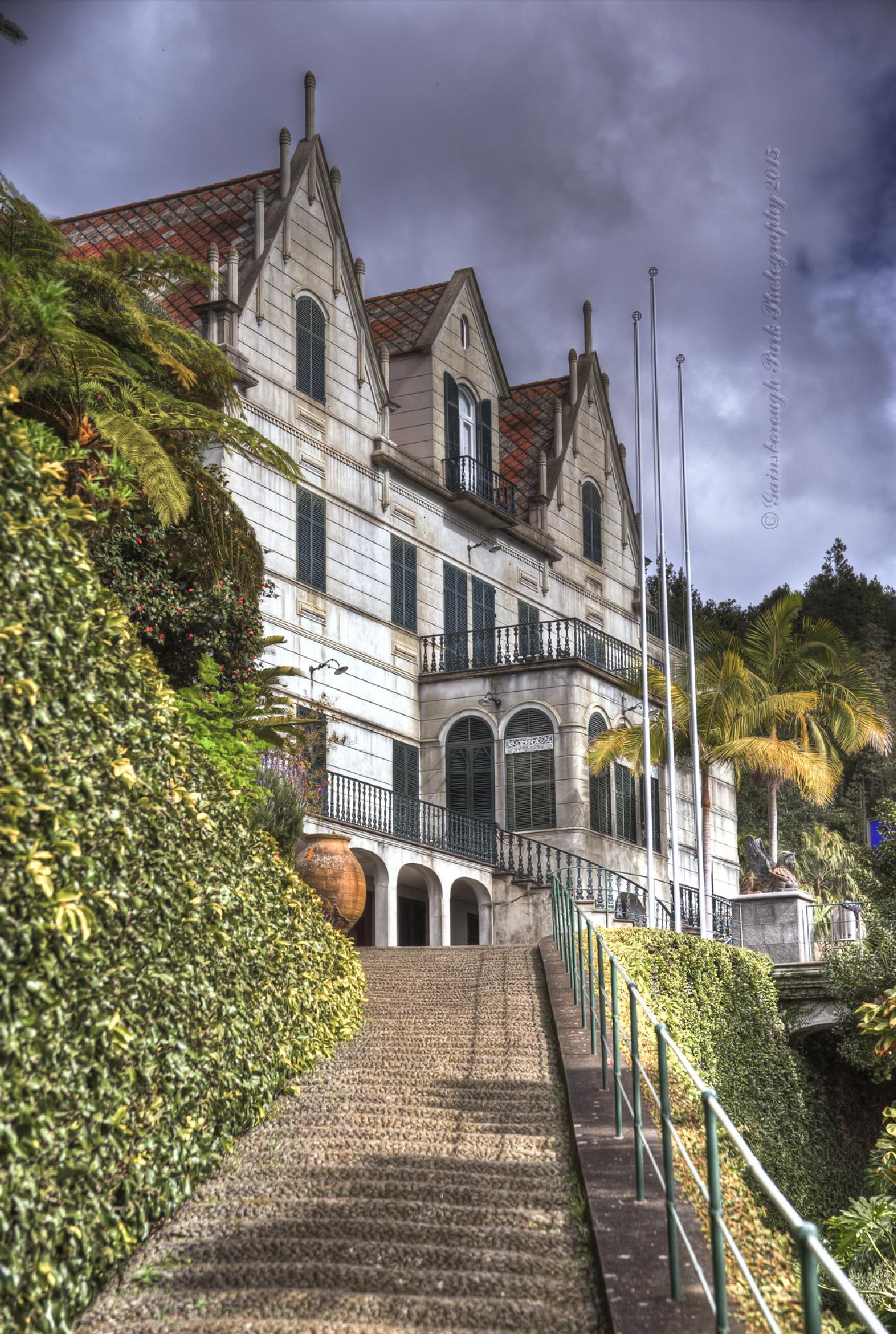 Monte Palace, Madeira by Gainsborough Park Photography