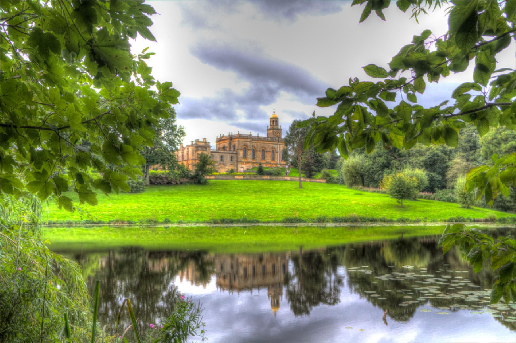Church at Witley Court by Gainsborough Park Photography