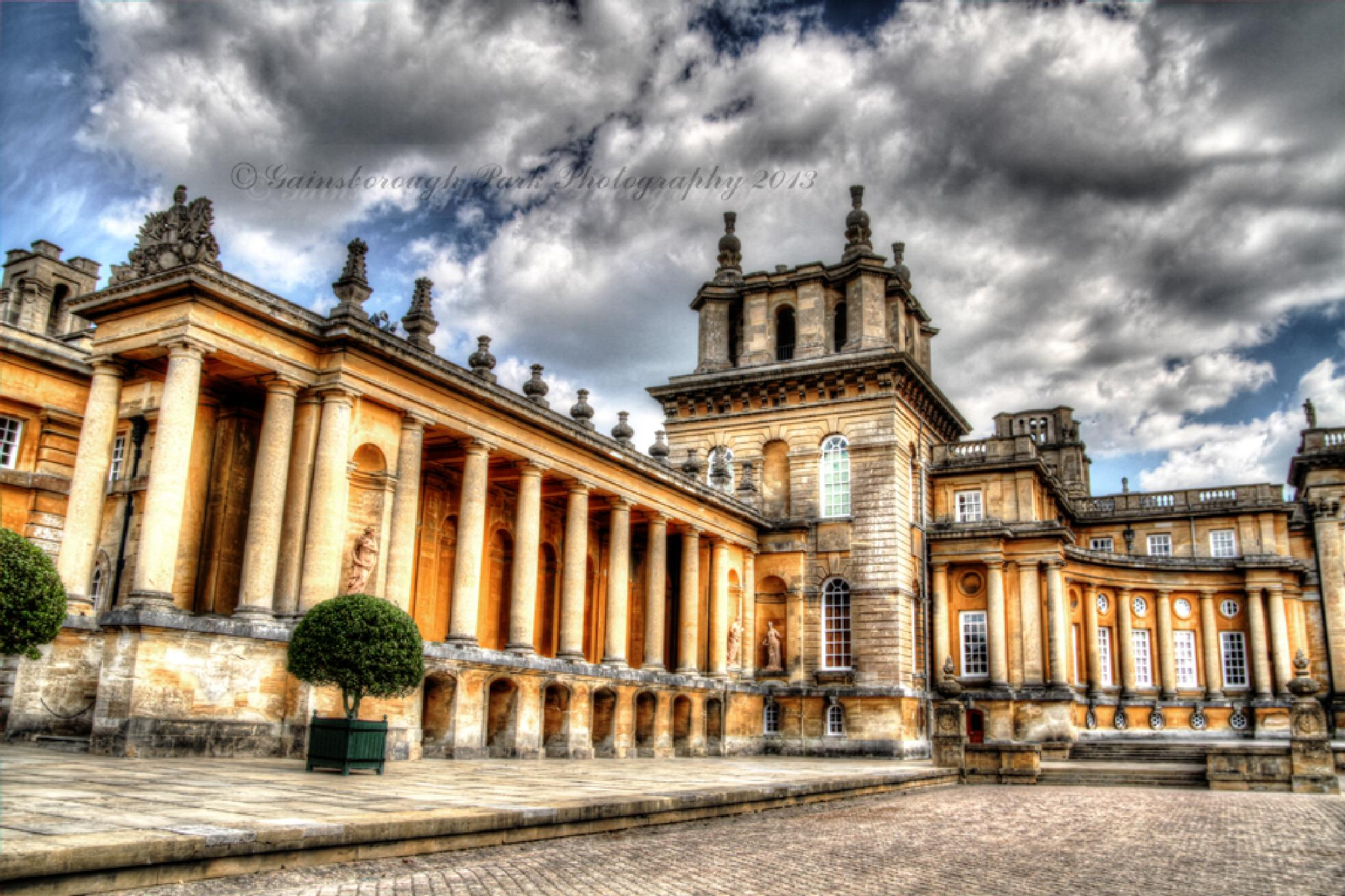 Blenheim Palace by Gainsborough Park Photography