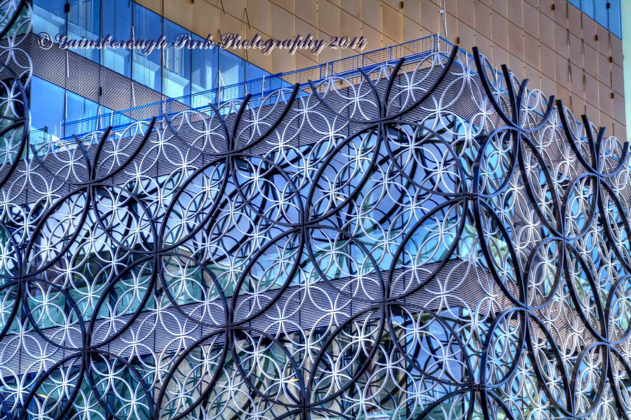 Library of Birmingham by Gainsborough Park Photography