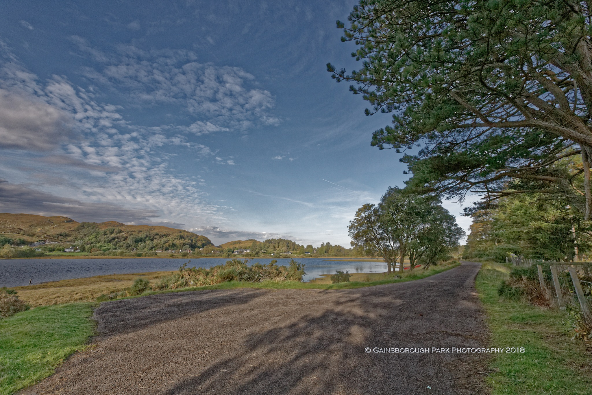 Loch Shiel at Shiel Bridge by Gainsborough Park Photography