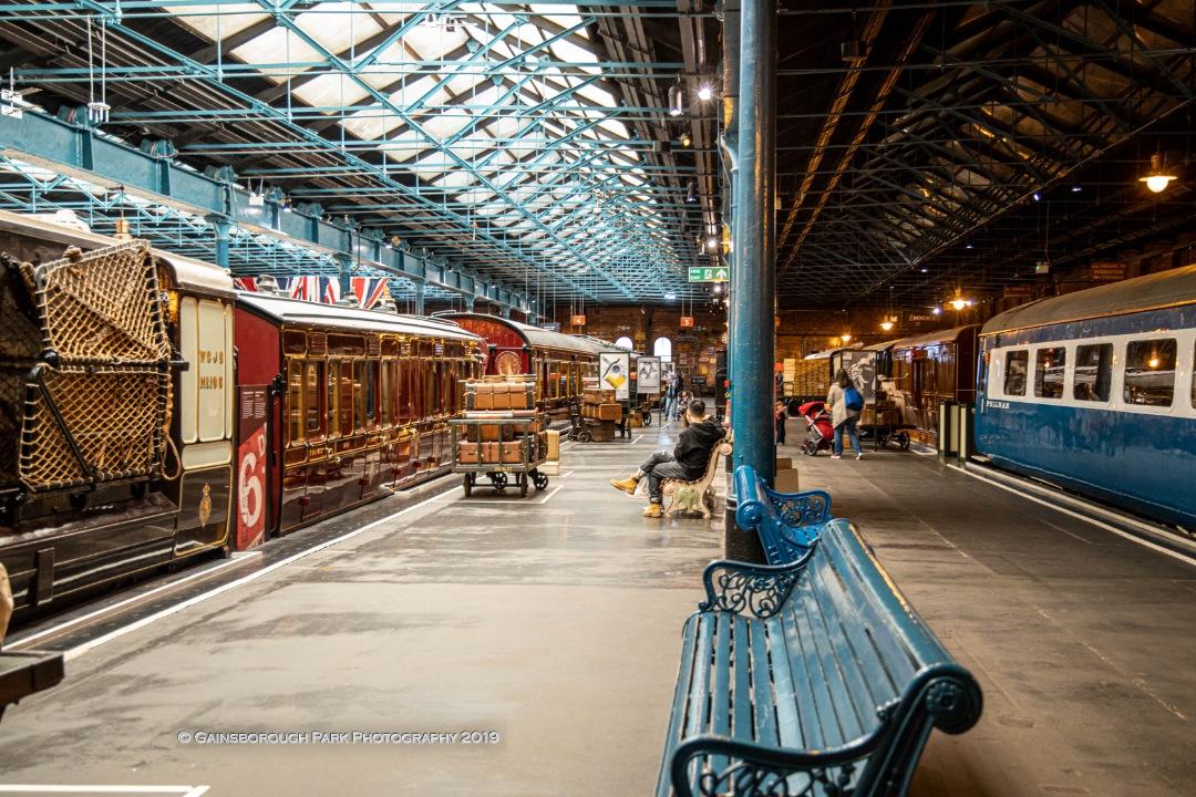 National Railway Museum, York by GPP