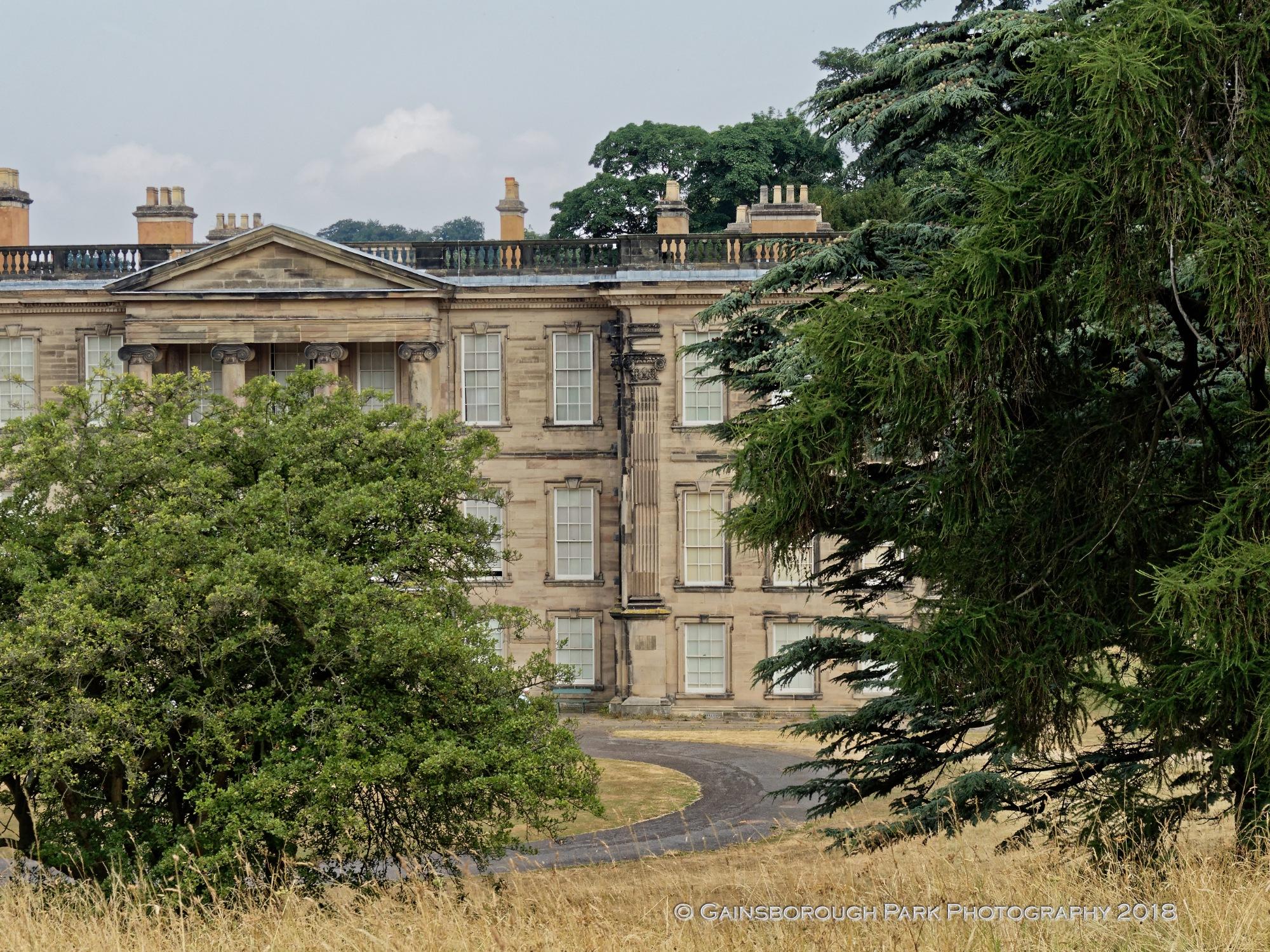 Calke Abbey by Gainsborough Park Photography
