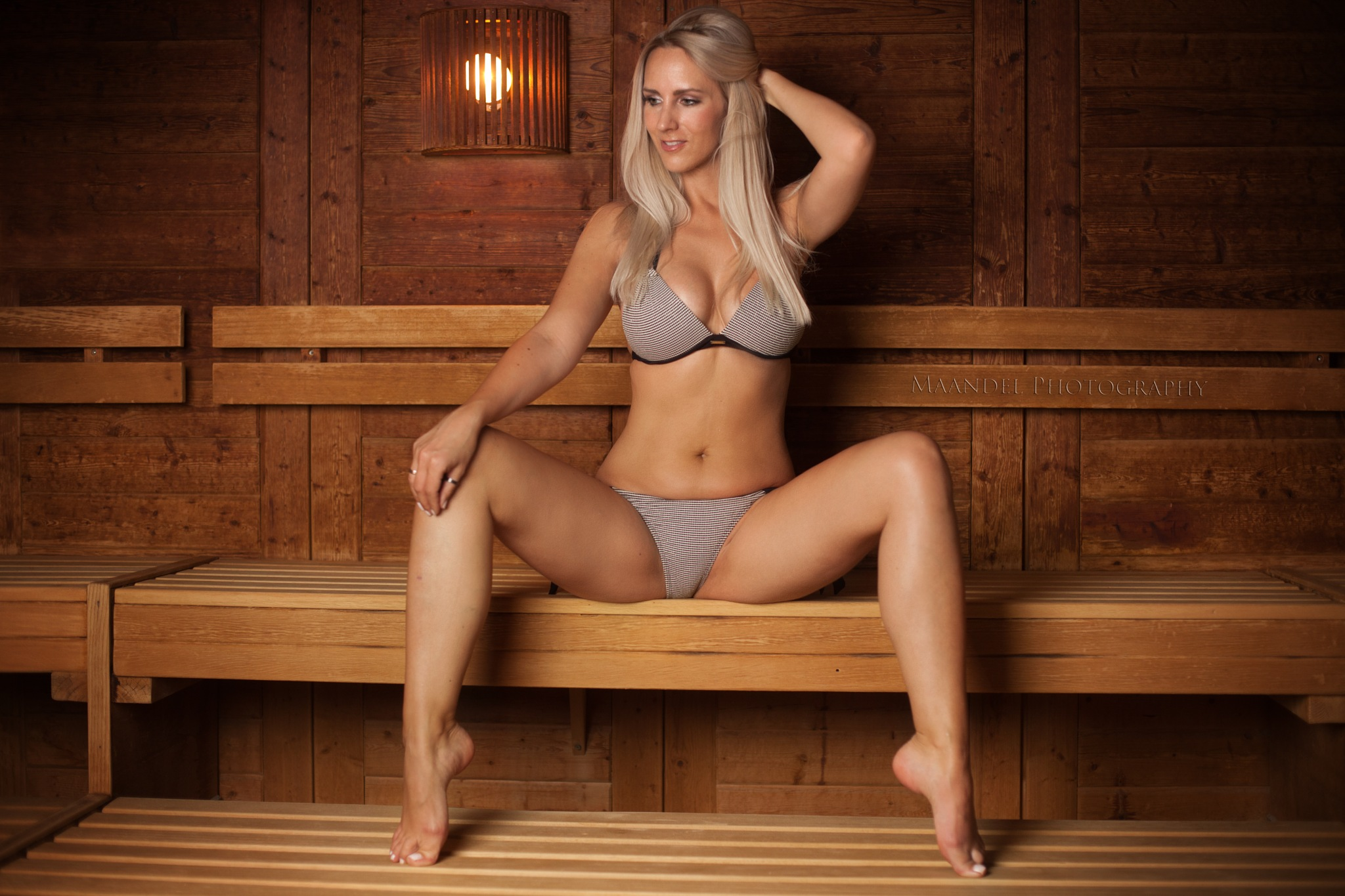 Sauna by Maandel Photography