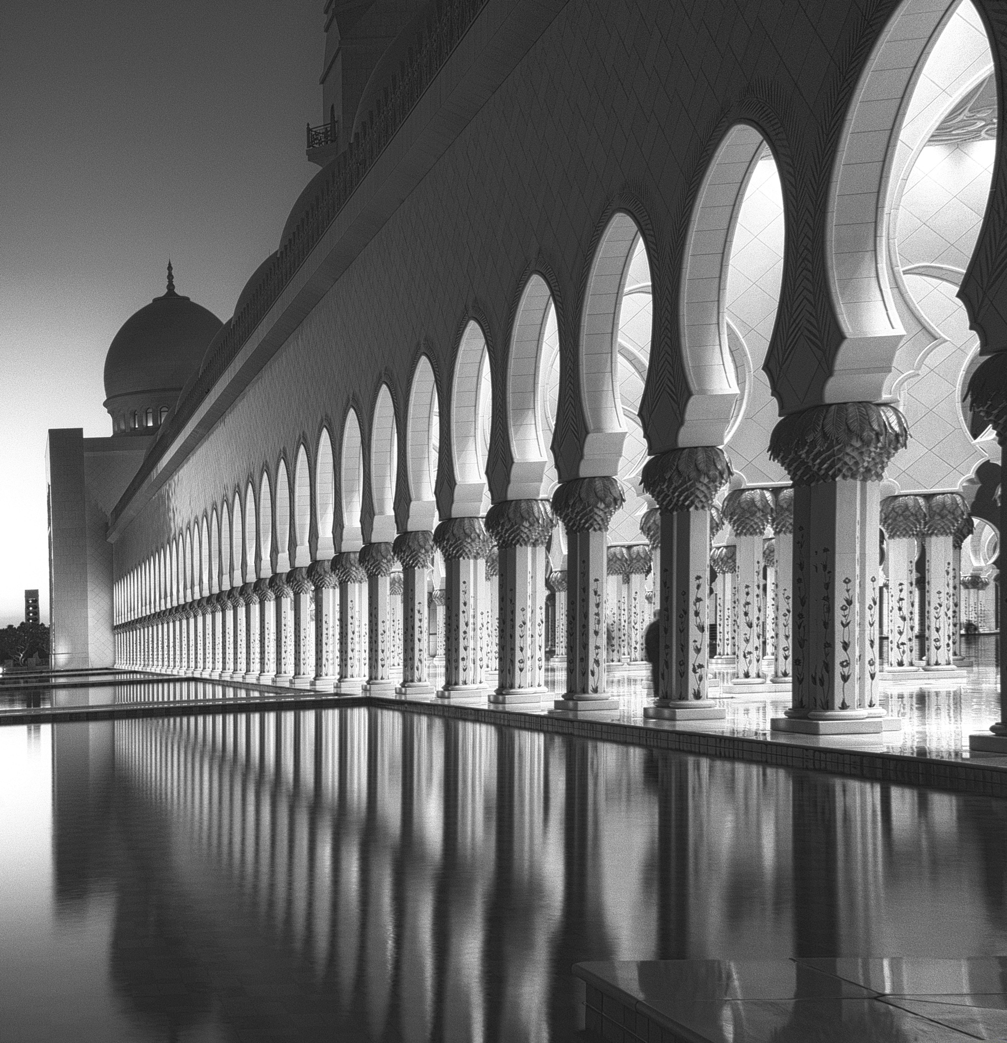 Reflection by Ahmed Thabet
