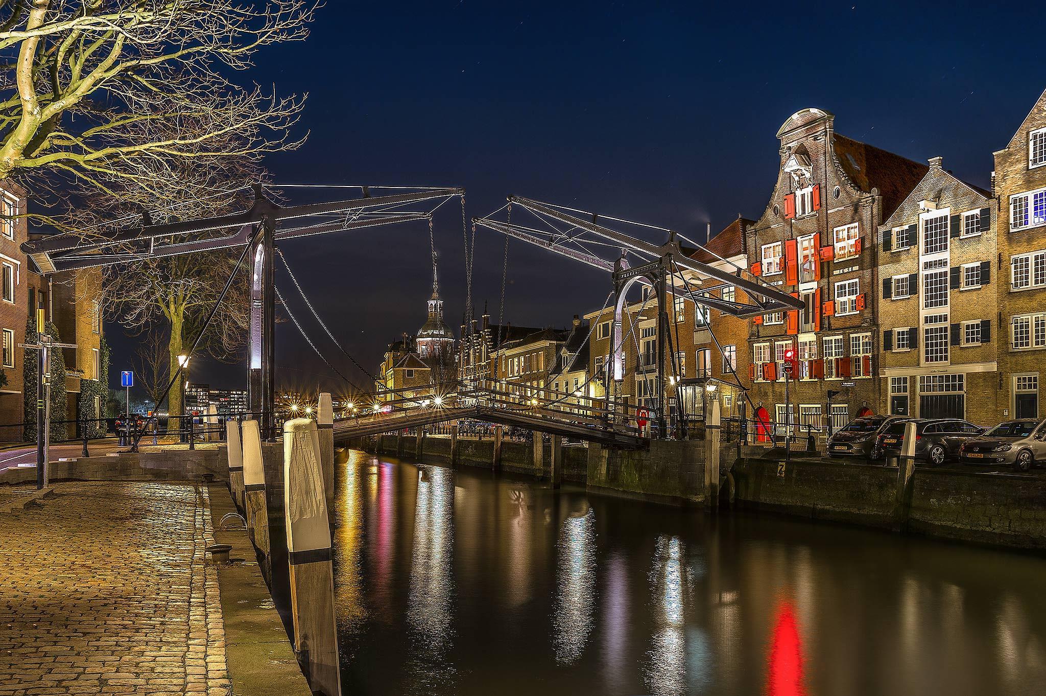 Kuipershaven Dordrecht by Rémon Lourier