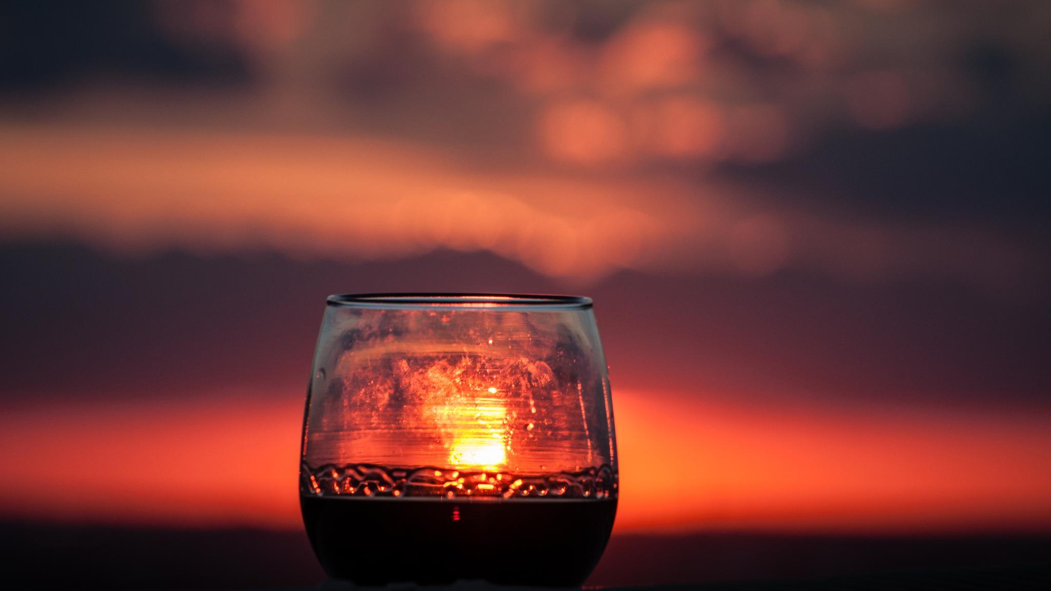 Sunrise Wine by Johnny Cortes