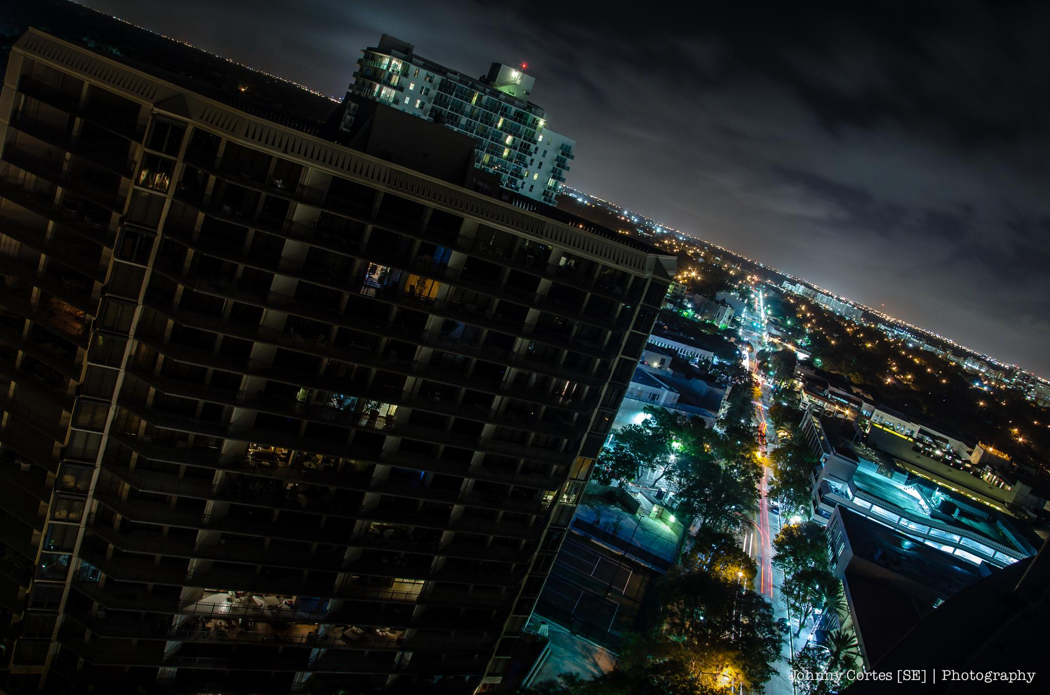 City Lights by Johnny Cortes
