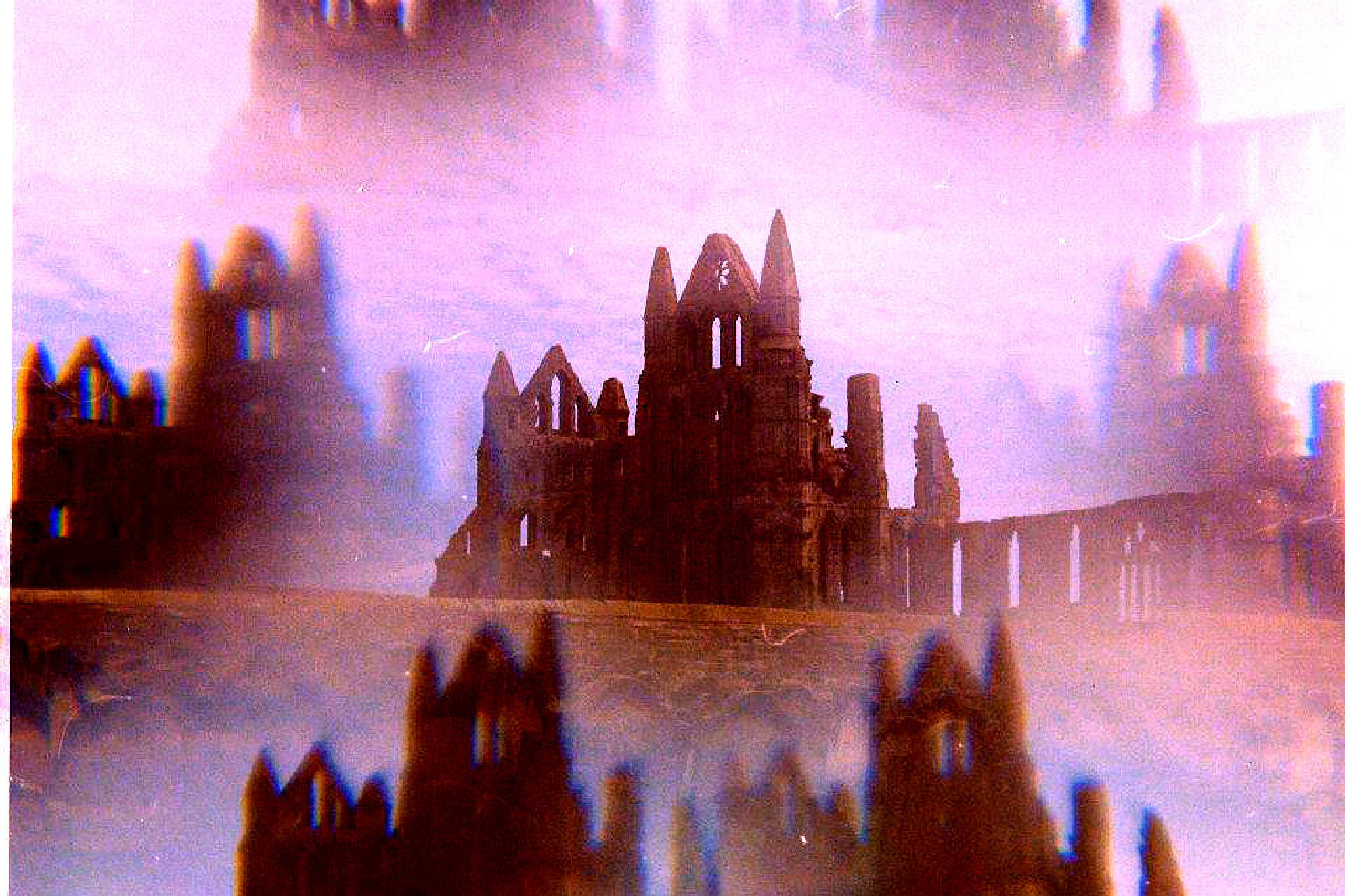 Whitby Abbey by adrian pendlebury