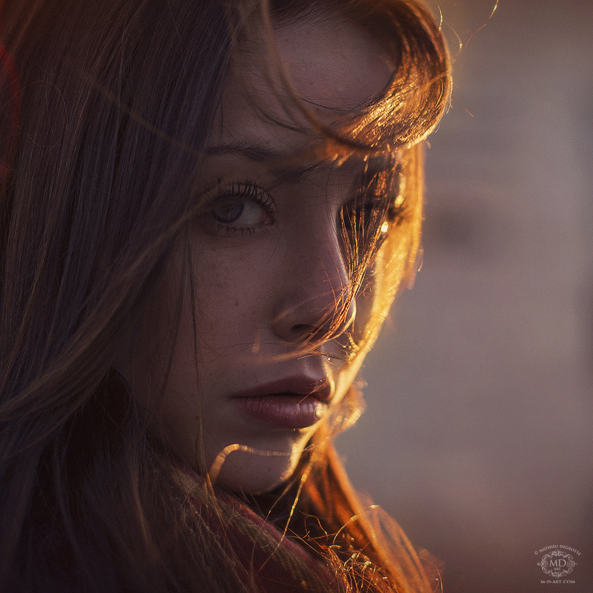 Sarah by M.D. Art