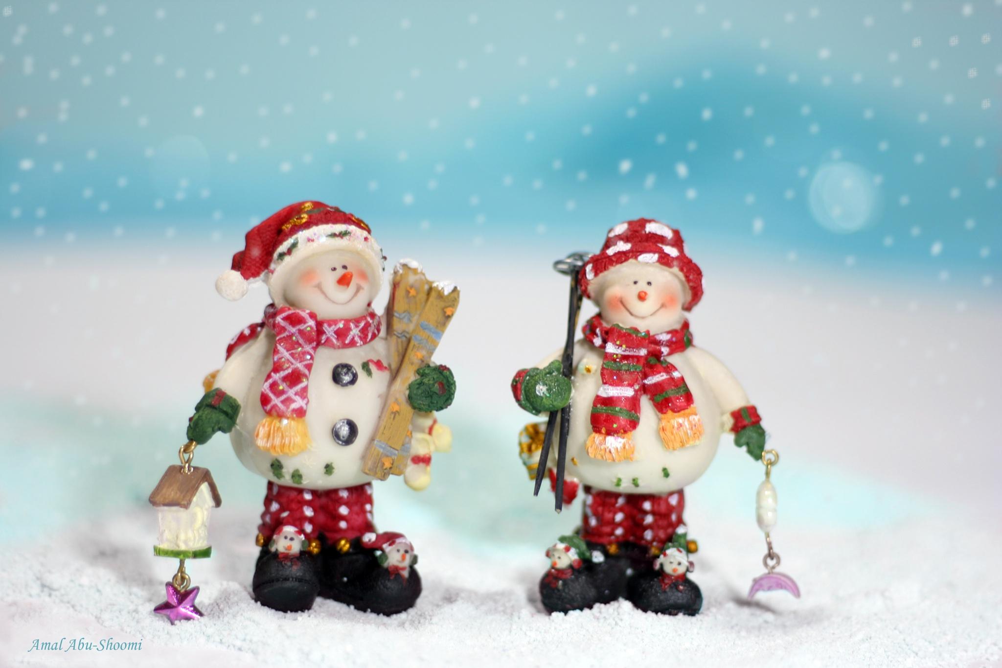 It's Winter by amal.tuttibene