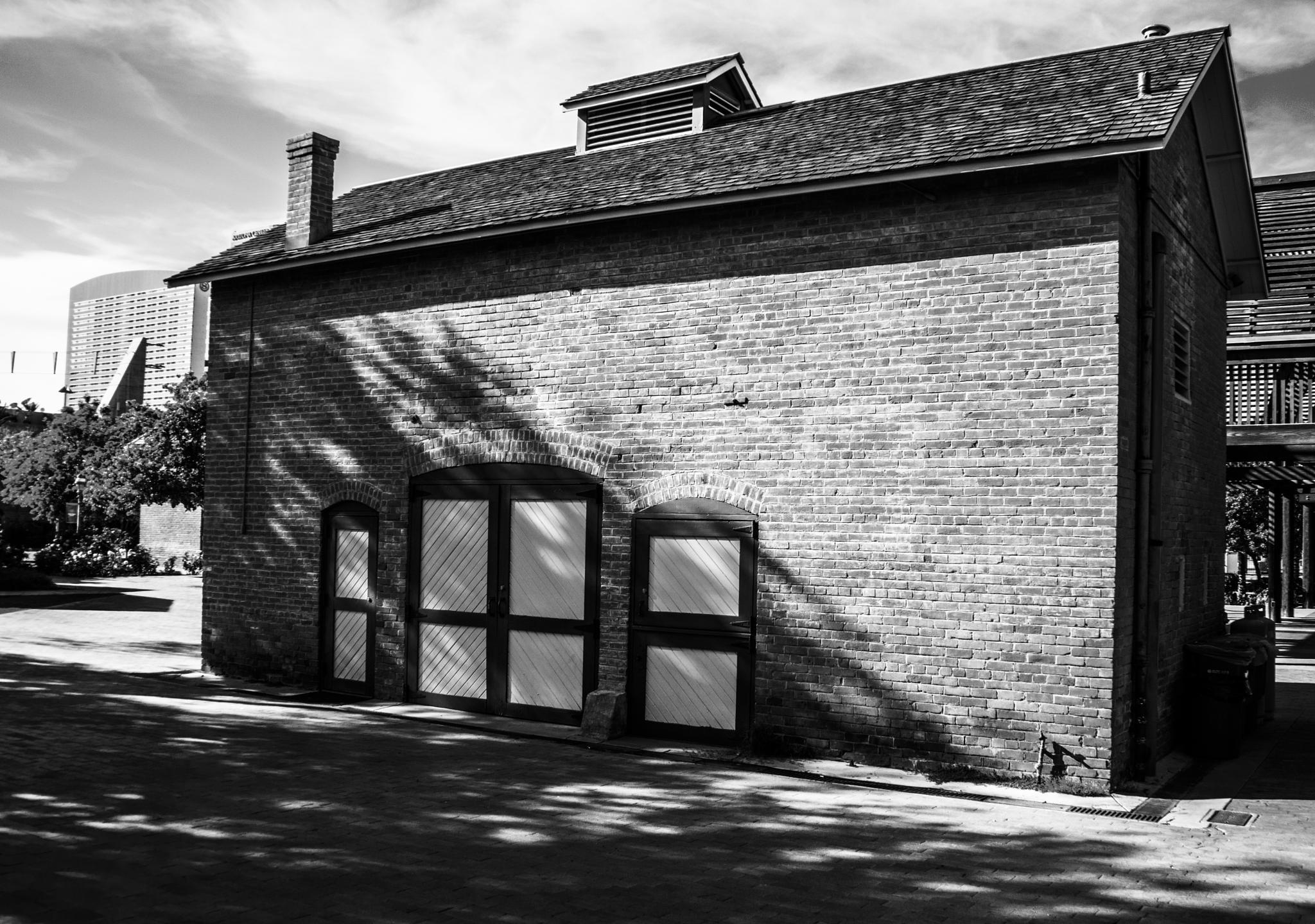 Old Warehouse In Phoenix by Daniel Hanson