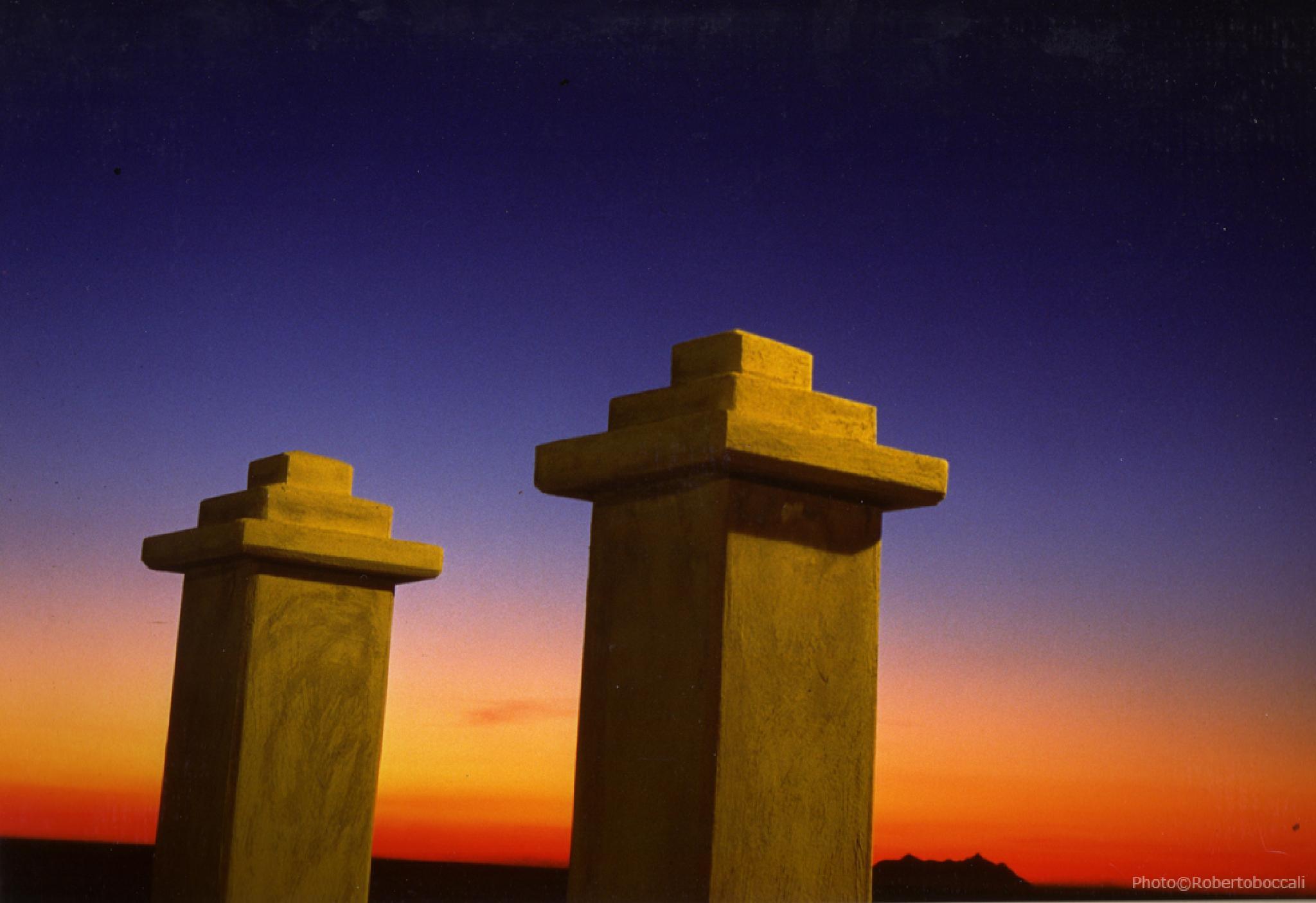 Columns #1 by RBoccali