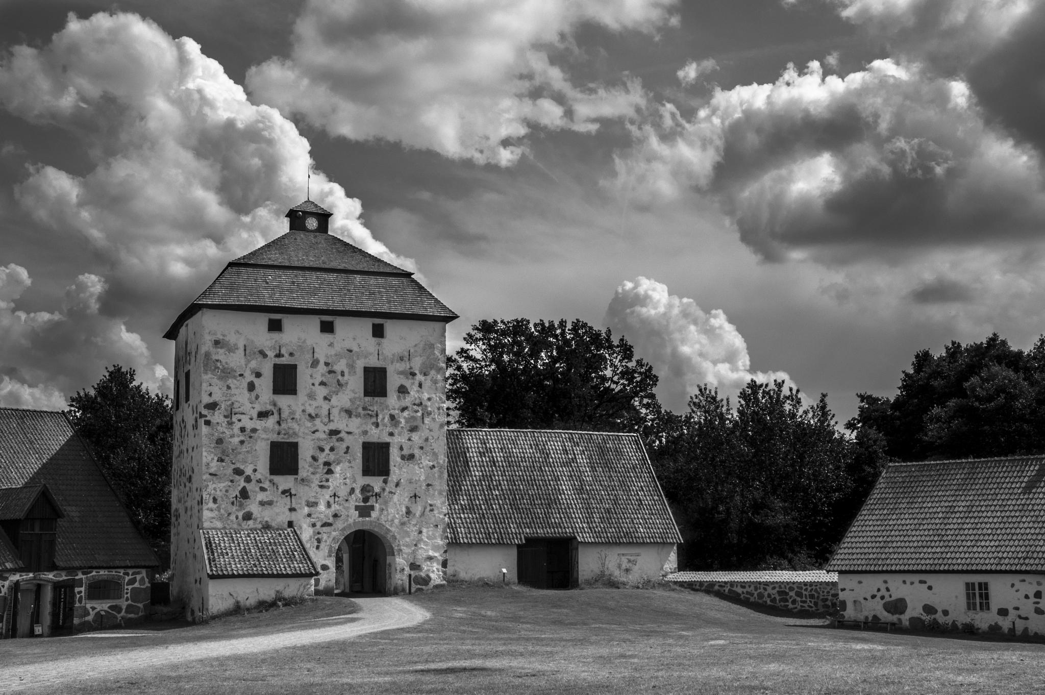 Hovdala castle by gorber