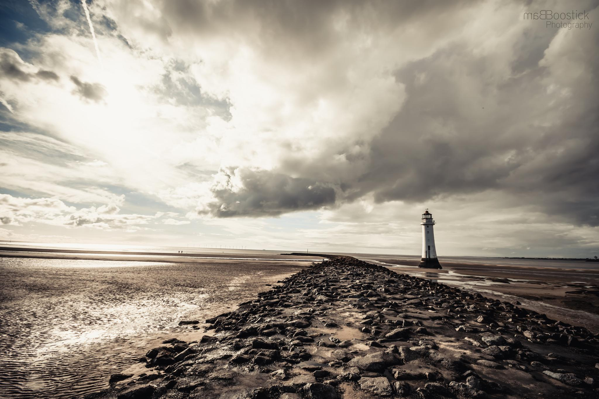 New Brighton by Bam Boostick