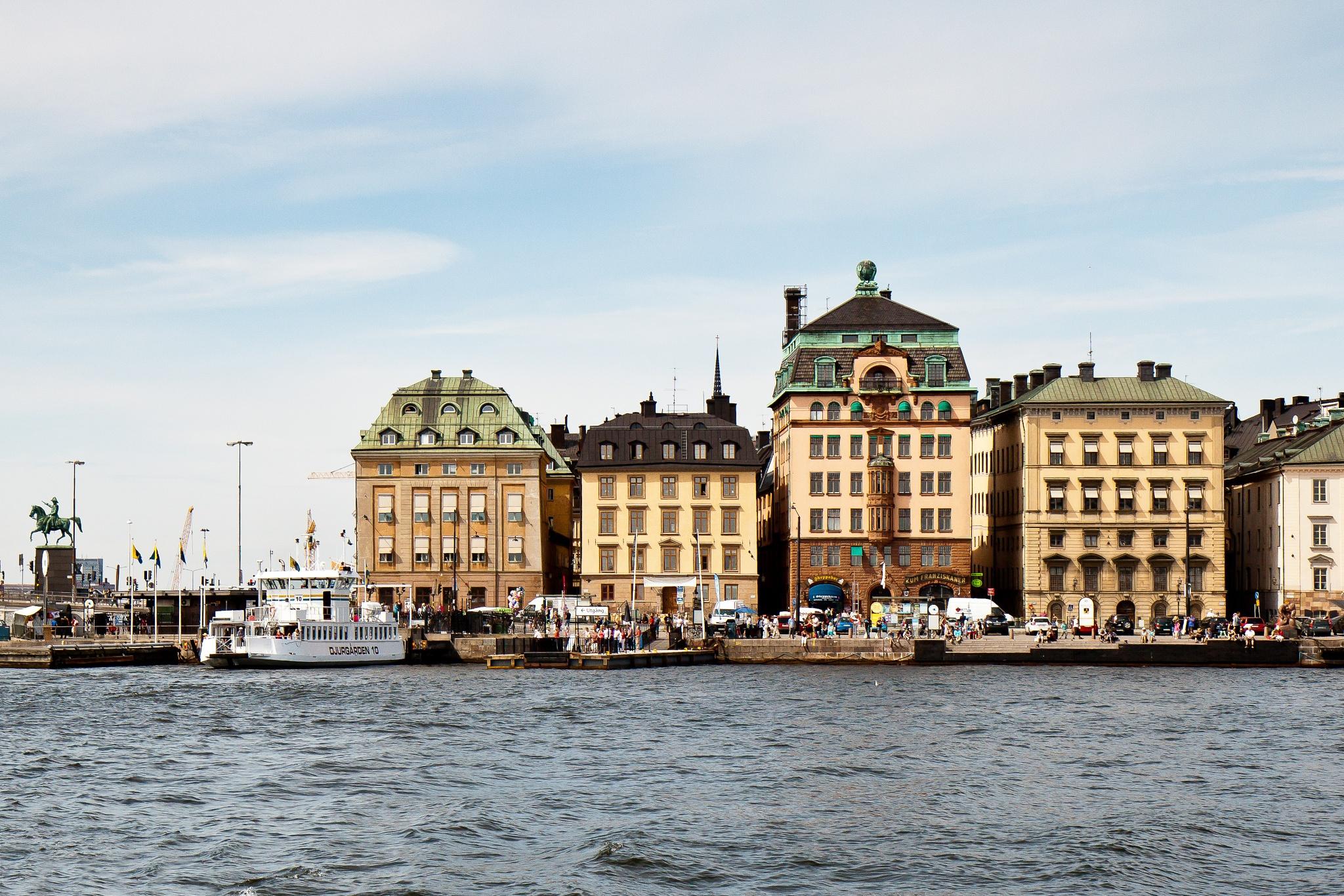 Stockholm by KristinaSA