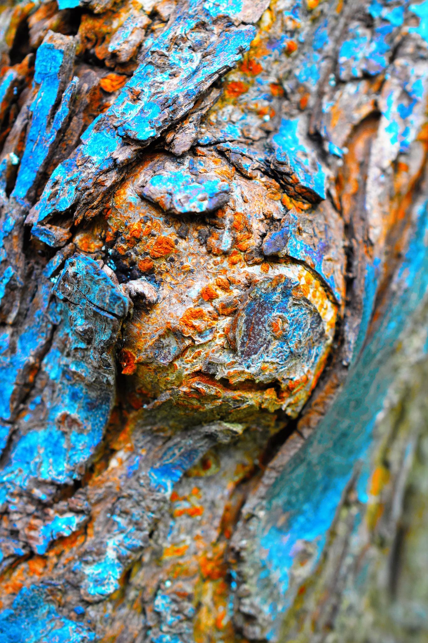 Tree art 10 by Jamie Swan