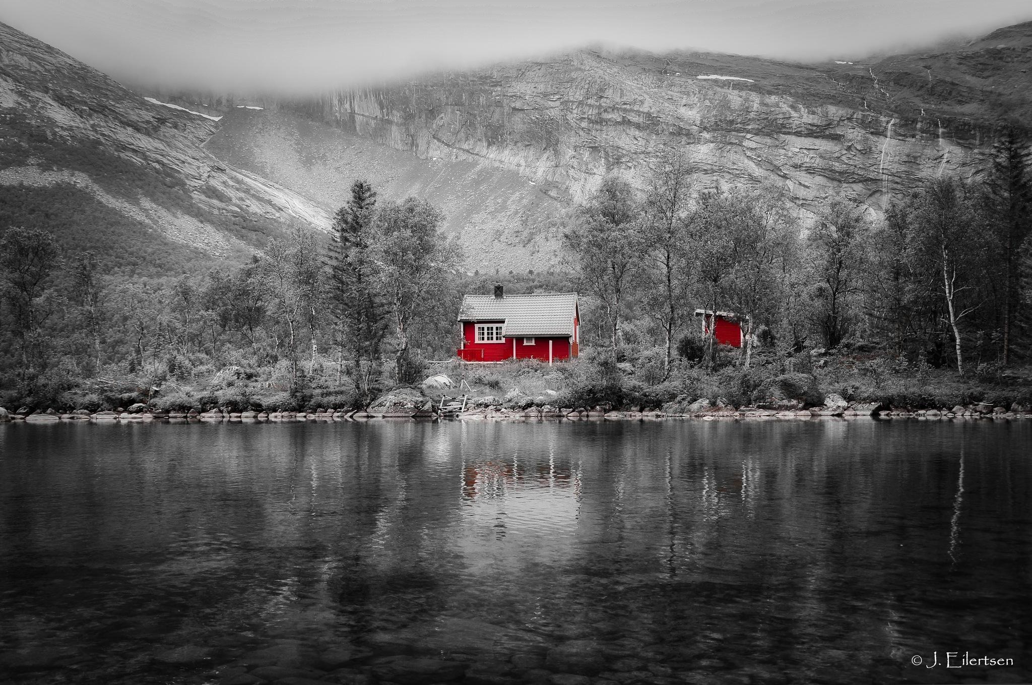 Red by joeilert